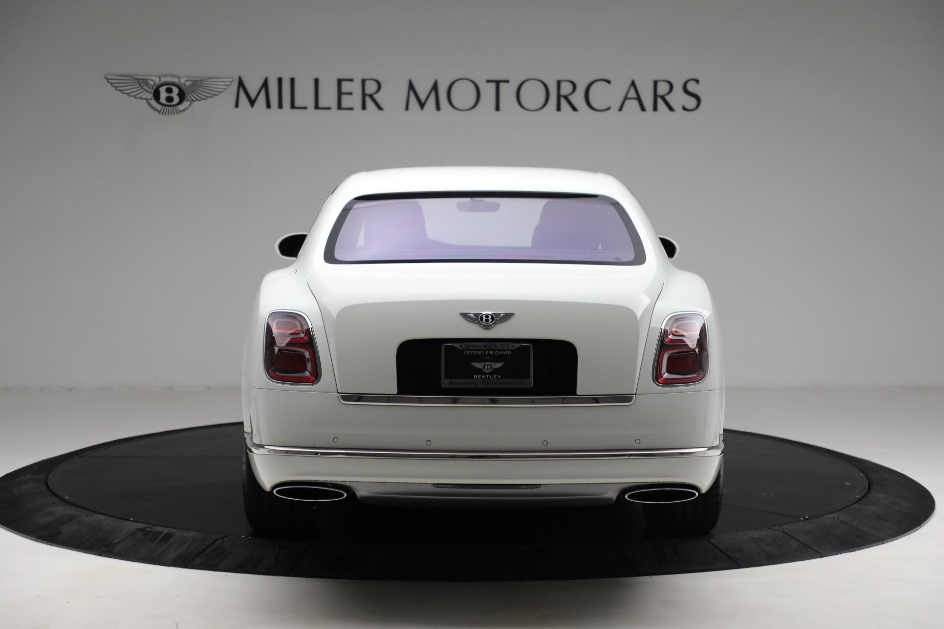 New 2018 Bentley Mulsanne Speed For Sale In Greenwich, CT. Alfa Romeo of Greenwich, B1350 2075_p5