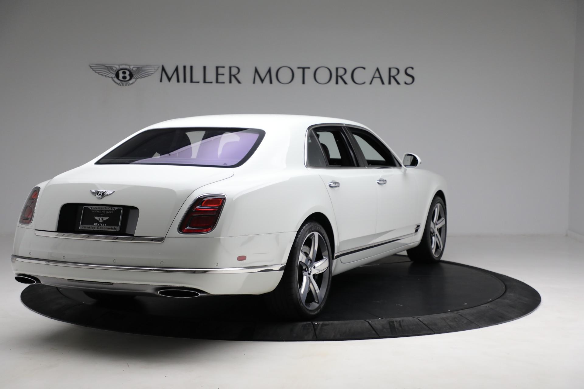 New 2018 Bentley Mulsanne Speed For Sale In Greenwich, CT. Alfa Romeo of Greenwich, B1350 2075_p6