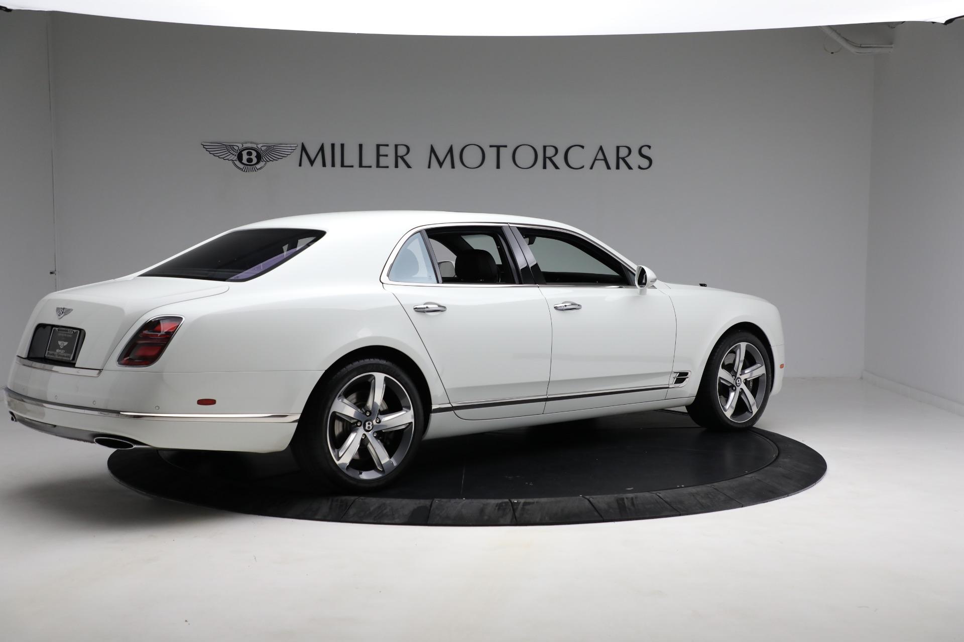New 2018 Bentley Mulsanne Speed For Sale In Greenwich, CT. Alfa Romeo of Greenwich, B1350 2075_p7