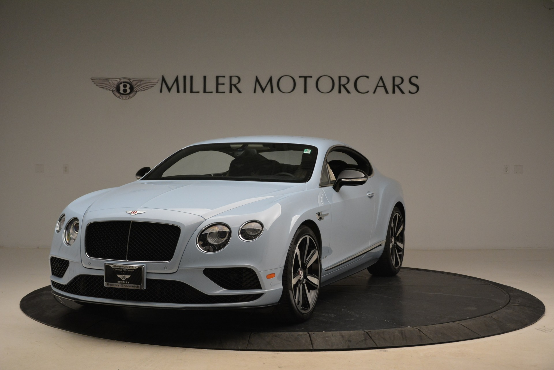 Used 2016 Bentley Continental GT V8 S For Sale In Greenwich, CT. Alfa Romeo of Greenwich, 7332 2077_main