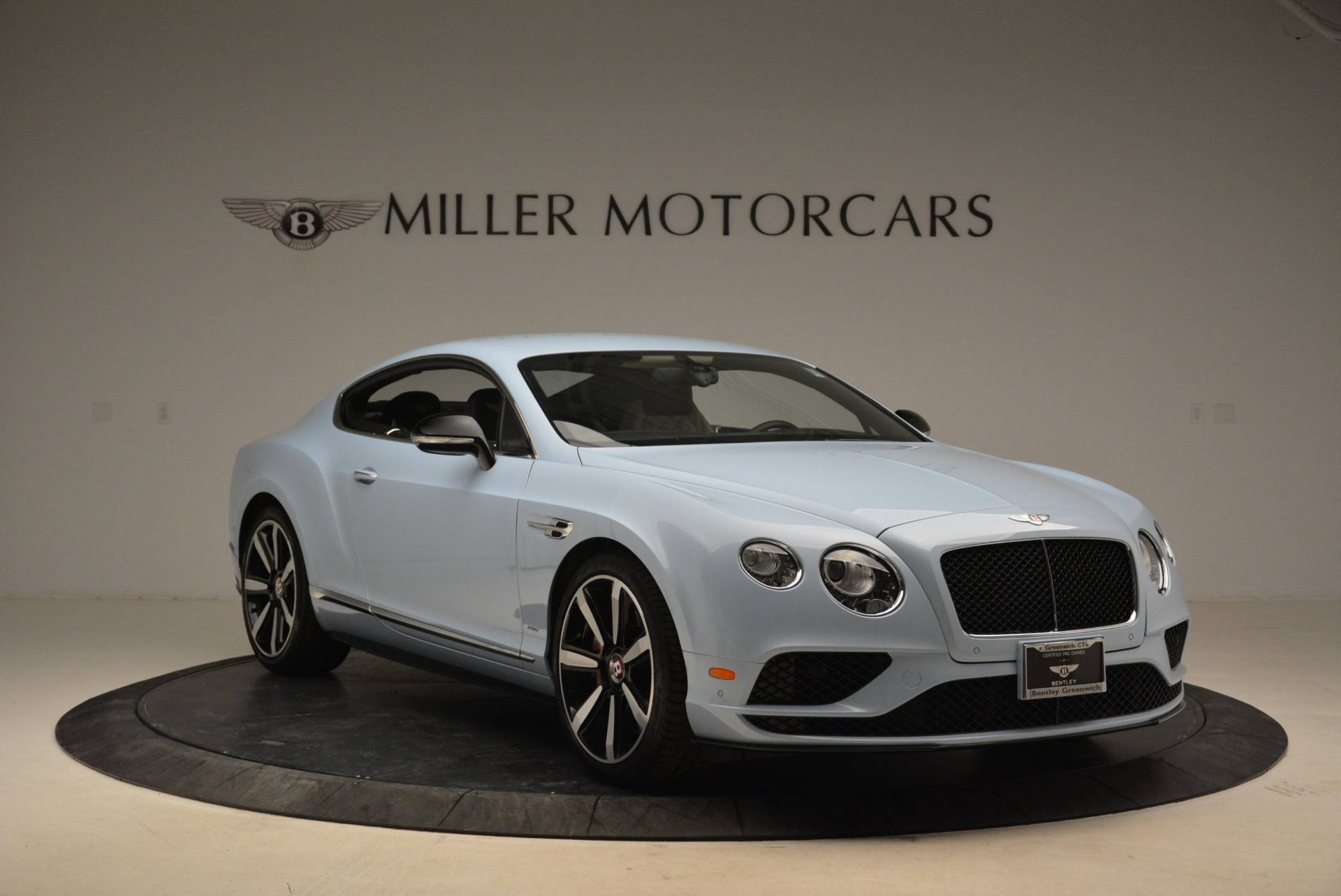Used 2016 Bentley Continental GT V8 S For Sale In Greenwich, CT. Alfa Romeo of Greenwich, 7332 2077_p11