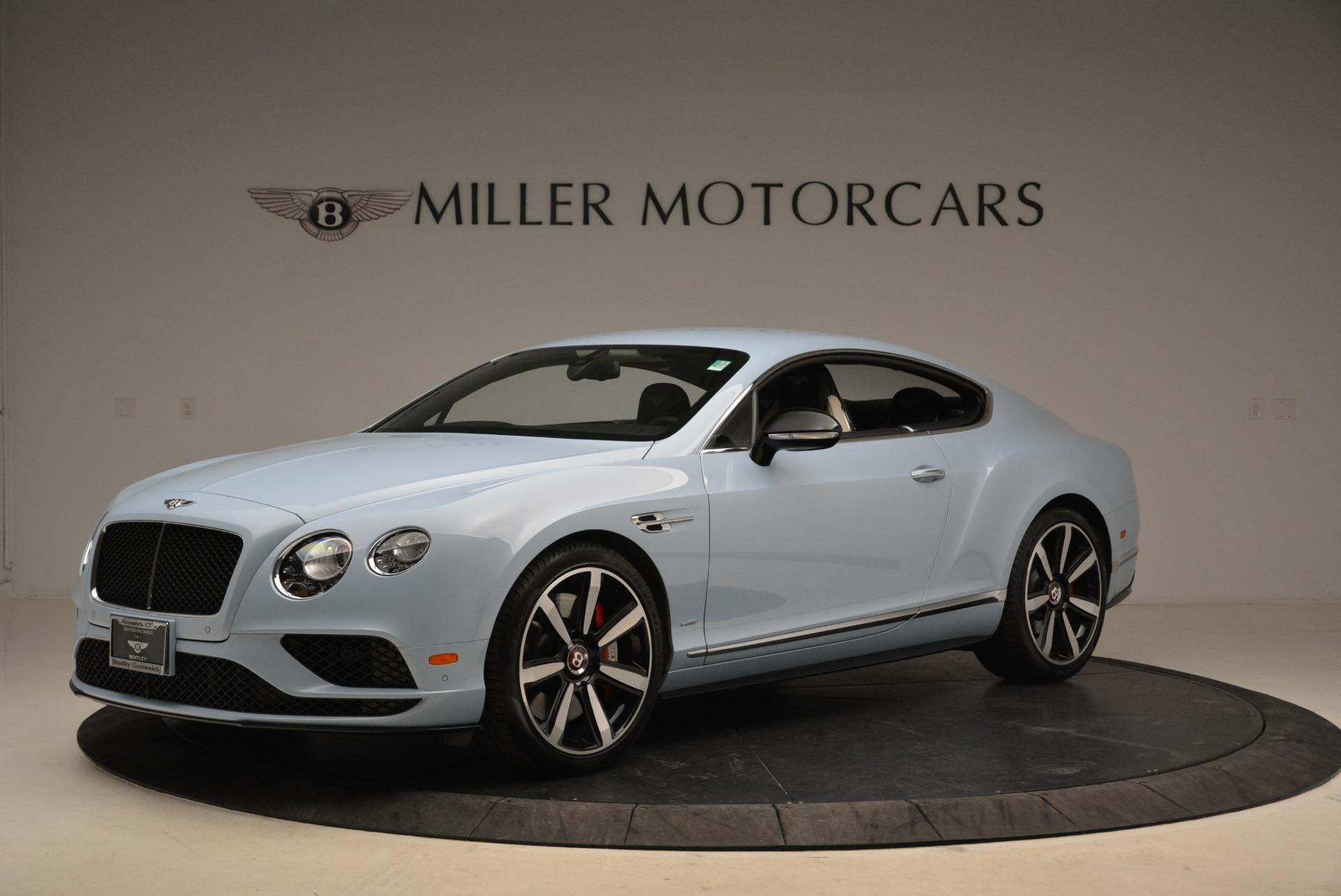 Used 2016 Bentley Continental GT V8 S For Sale In Greenwich, CT. Alfa Romeo of Greenwich, 7332 2077_p2