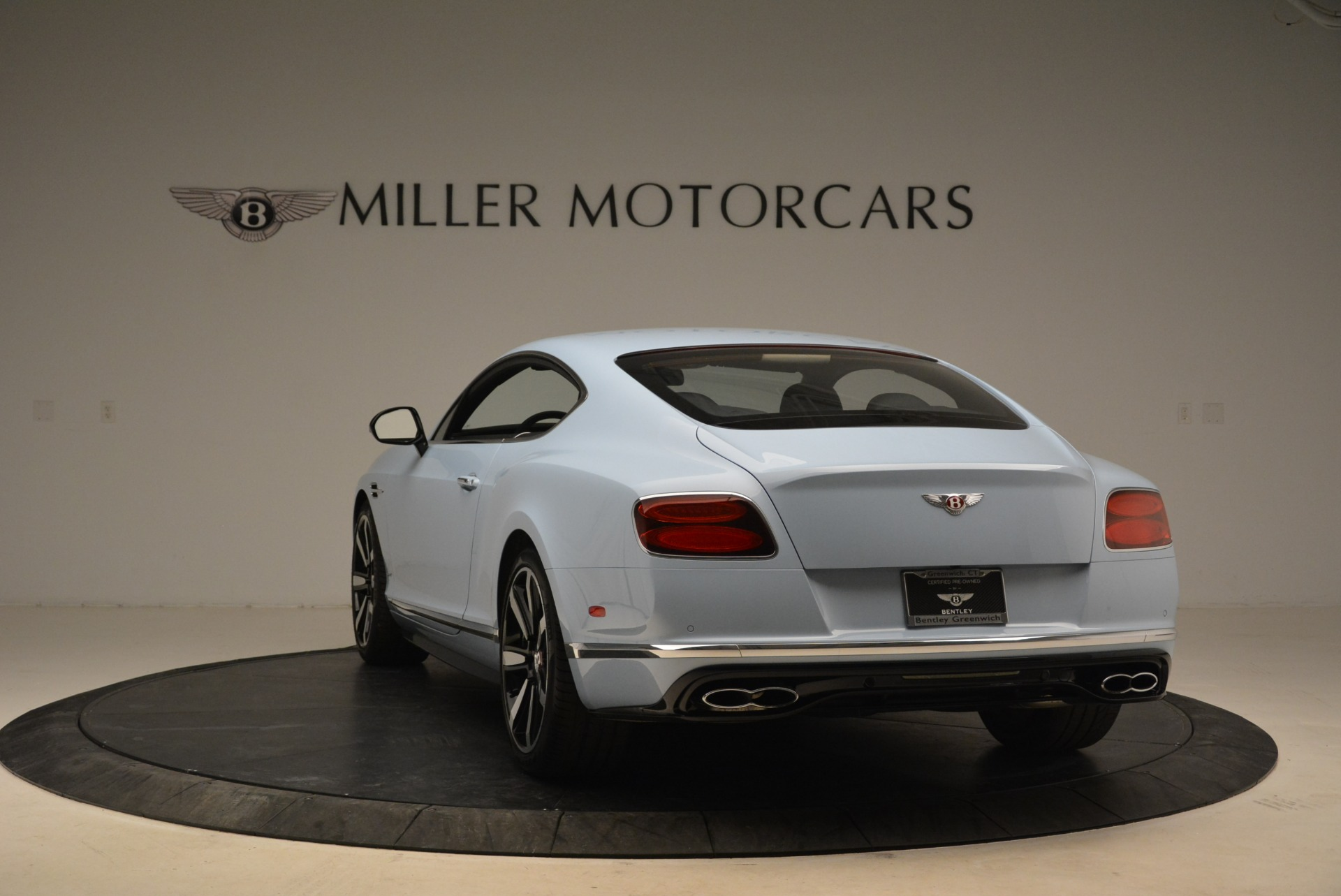Used 2016 Bentley Continental GT V8 S For Sale In Greenwich, CT. Alfa Romeo of Greenwich, 7332 2077_p5