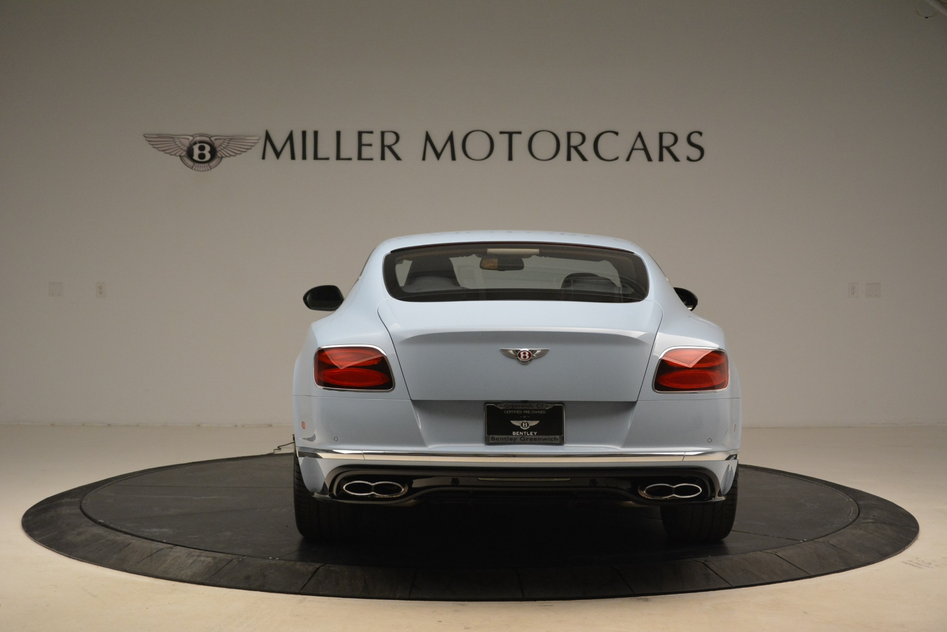 Used 2016 Bentley Continental GT V8 S For Sale In Greenwich, CT. Alfa Romeo of Greenwich, 7332 2077_p6