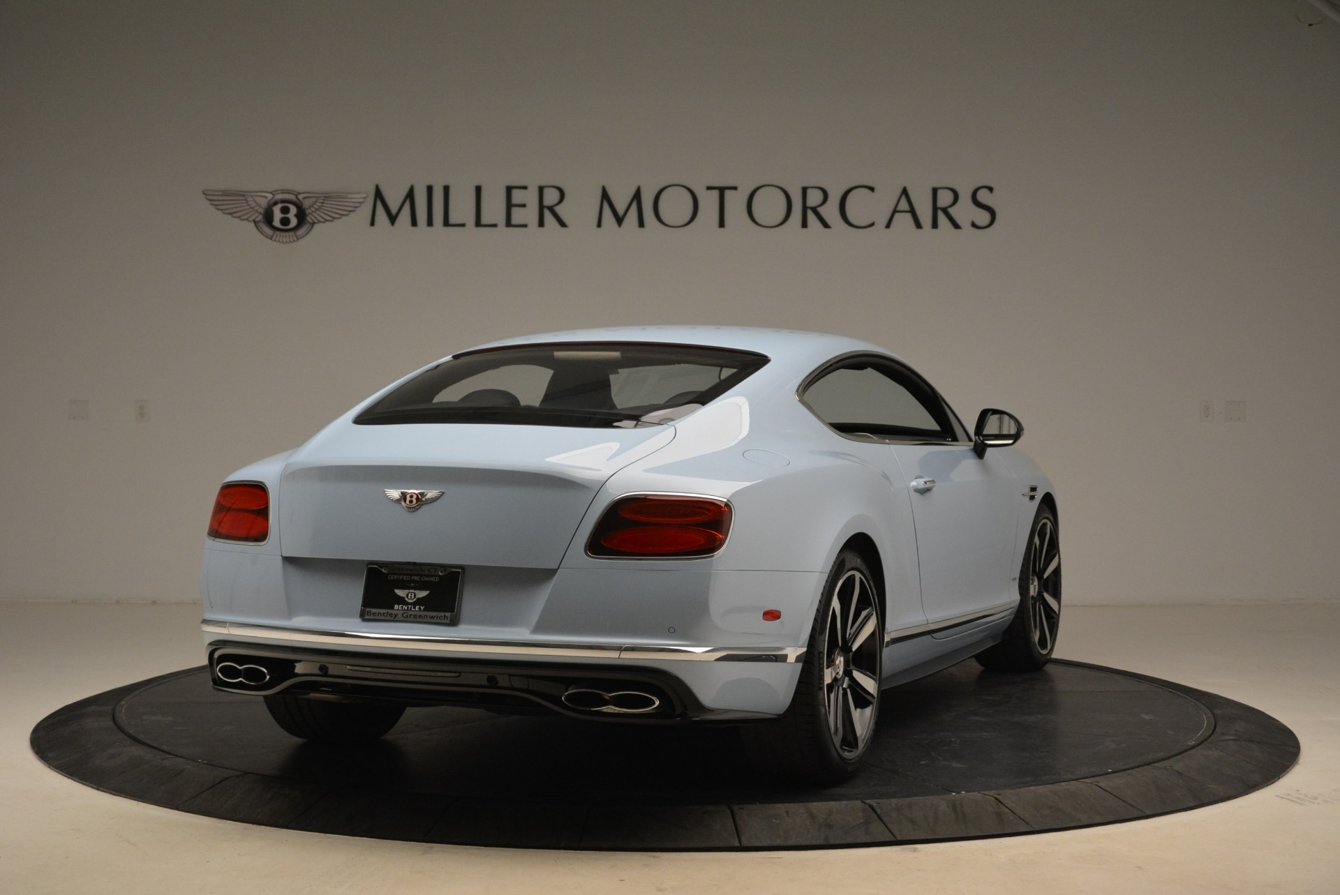 Used 2016 Bentley Continental GT V8 S For Sale In Greenwich, CT. Alfa Romeo of Greenwich, 7332 2077_p7