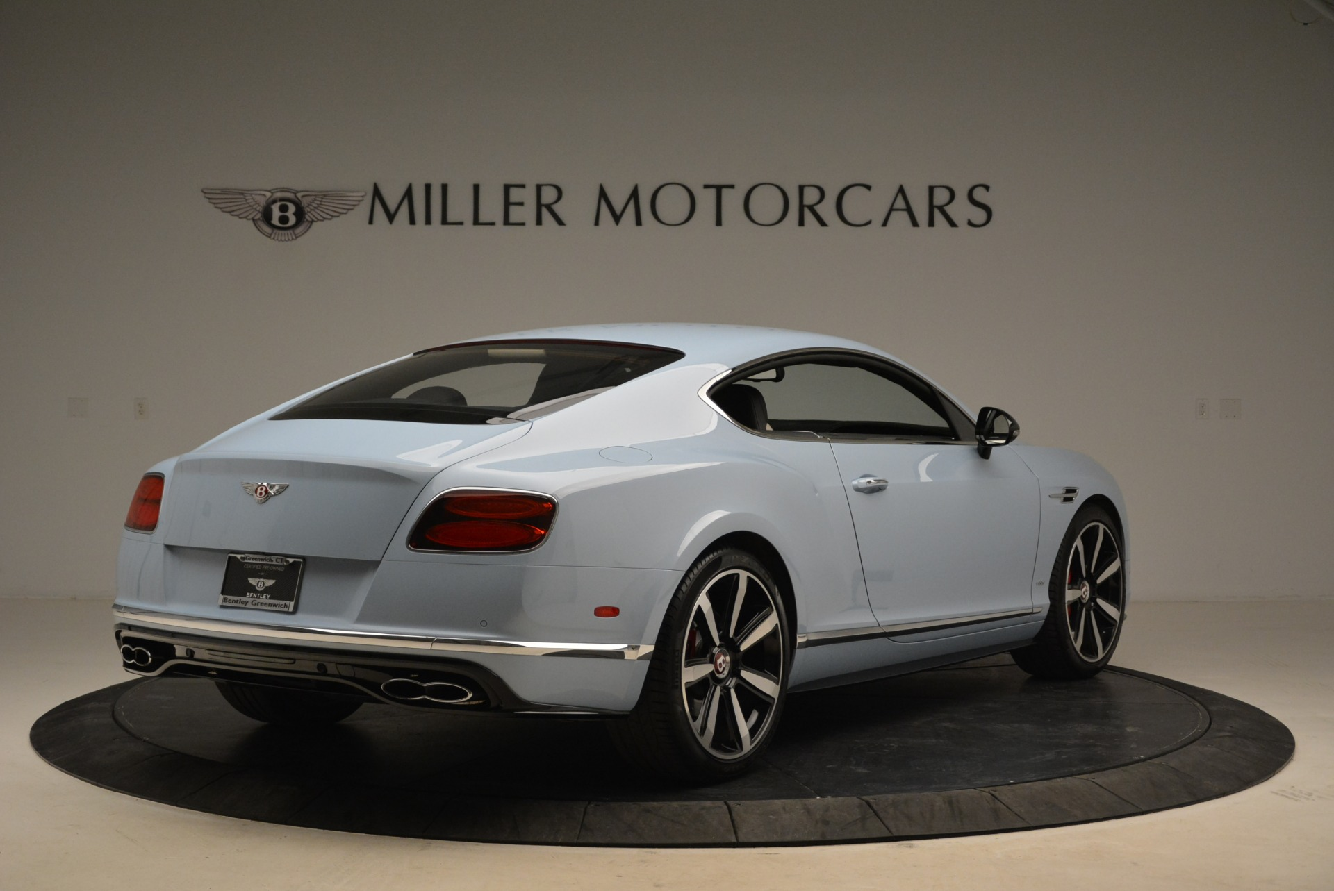 Used 2016 Bentley Continental GT V8 S For Sale In Greenwich, CT. Alfa Romeo of Greenwich, 7332 2077_p8