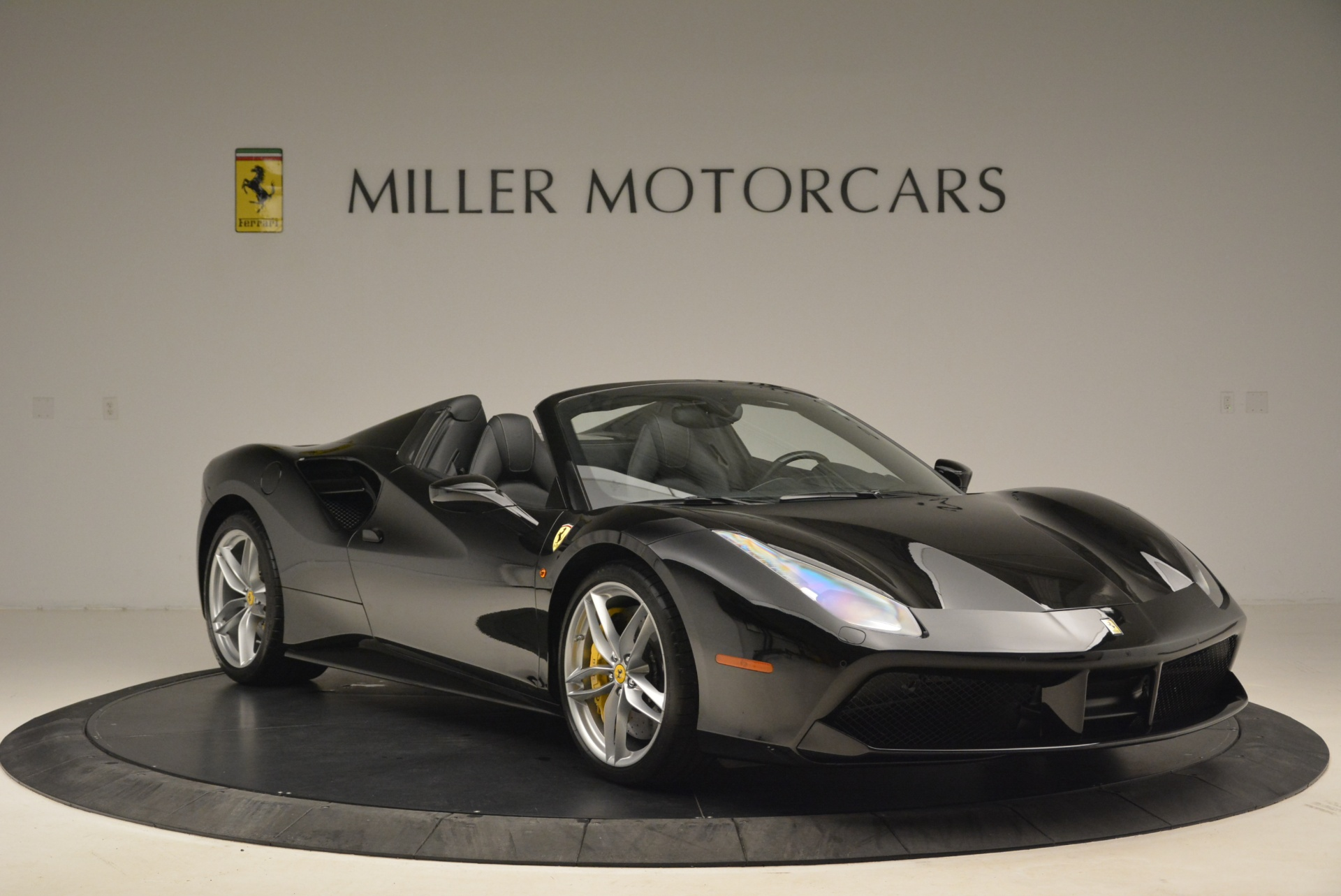 Used 2016 Ferrari 488 Spider  For Sale In Greenwich, CT. Alfa Romeo of Greenwich, 4462 2078_p11