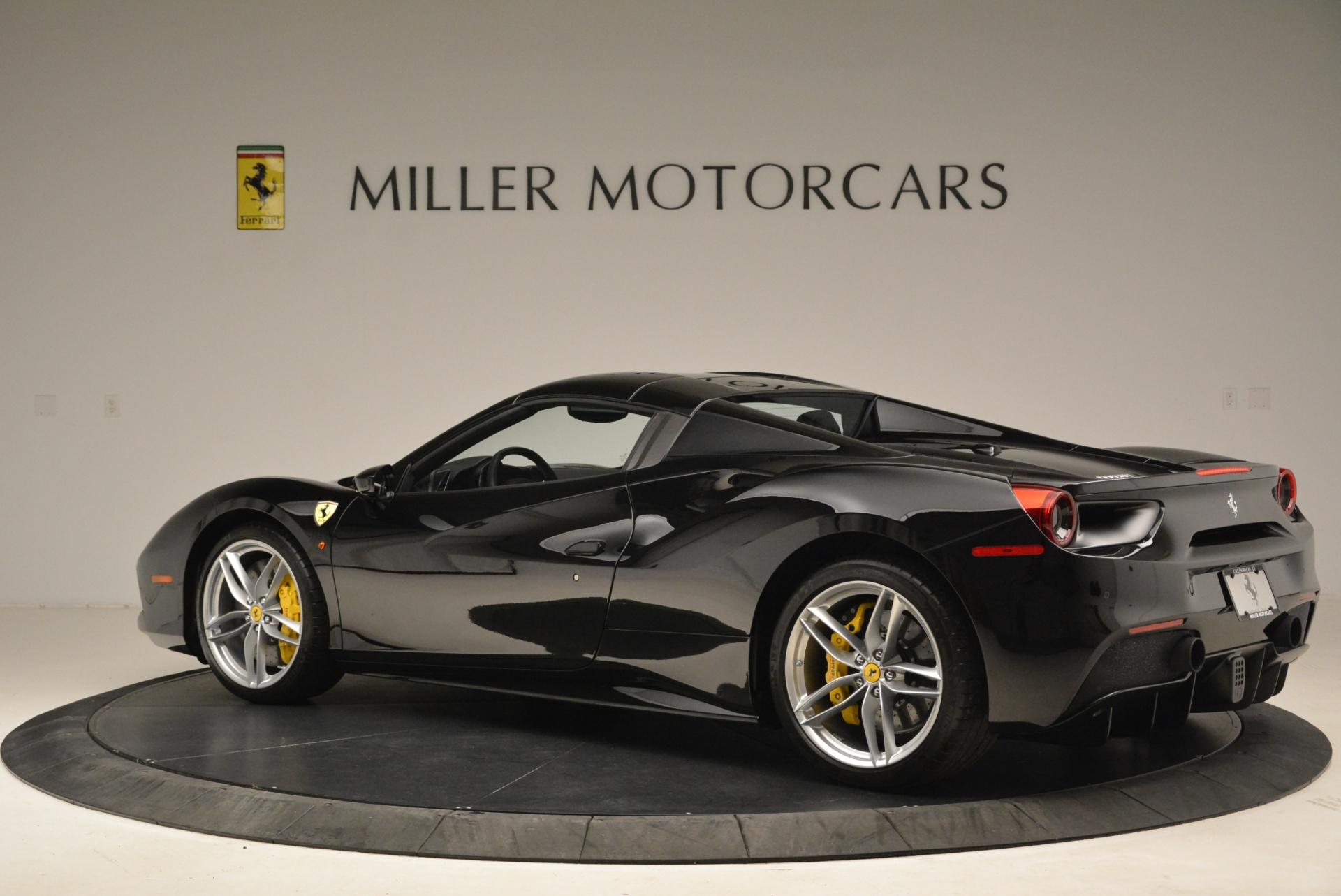 Used 2016 Ferrari 488 Spider  For Sale In Greenwich, CT. Alfa Romeo of Greenwich, 4462 2078_p16