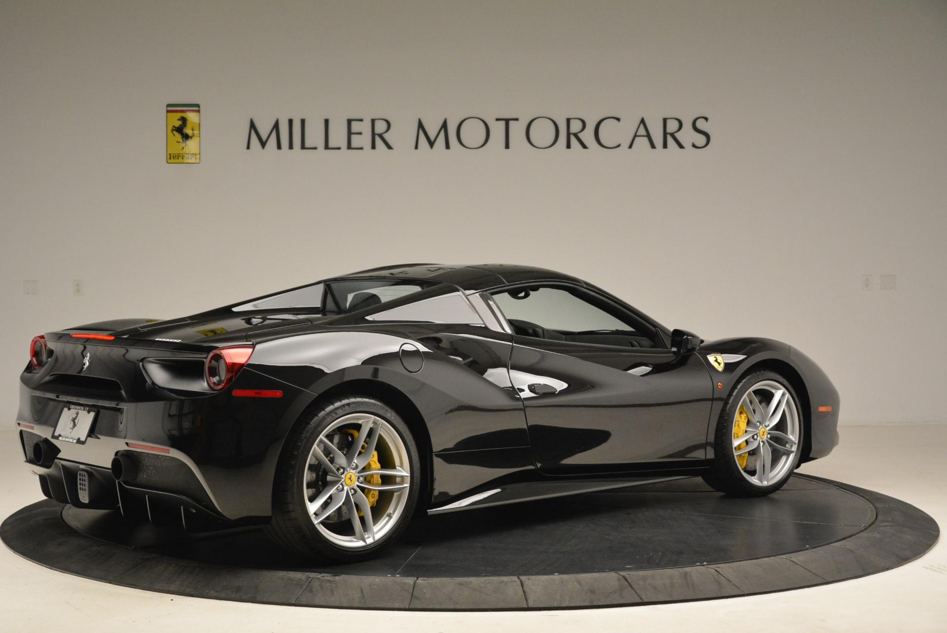 Used 2016 Ferrari 488 Spider  For Sale In Greenwich, CT. Alfa Romeo of Greenwich, 4462 2078_p20