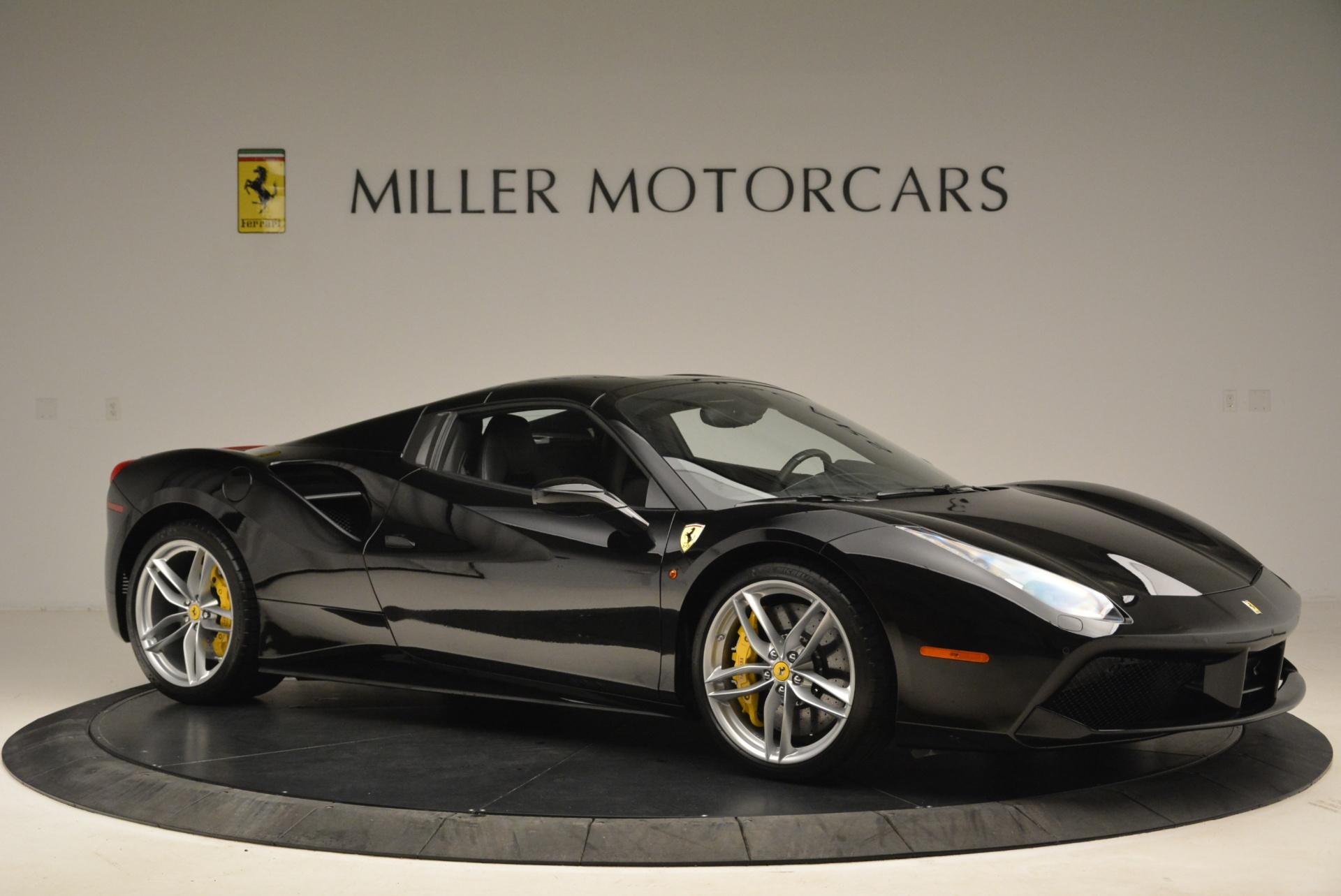 Used 2016 Ferrari 488 Spider  For Sale In Greenwich, CT. Alfa Romeo of Greenwich, 4462 2078_p22