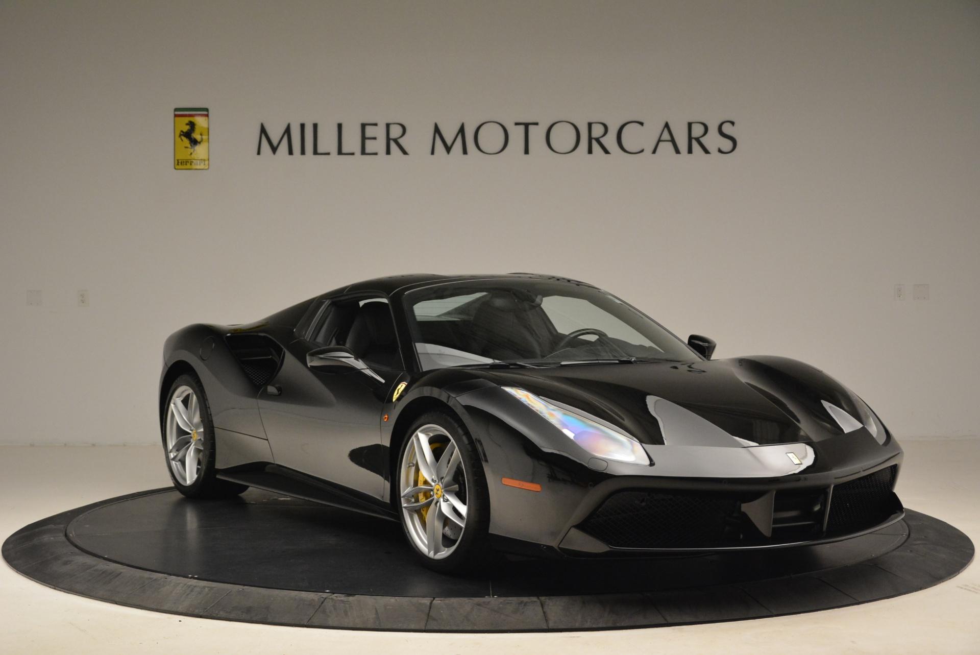 Used 2016 Ferrari 488 Spider  For Sale In Greenwich, CT. Alfa Romeo of Greenwich, 4462 2078_p23