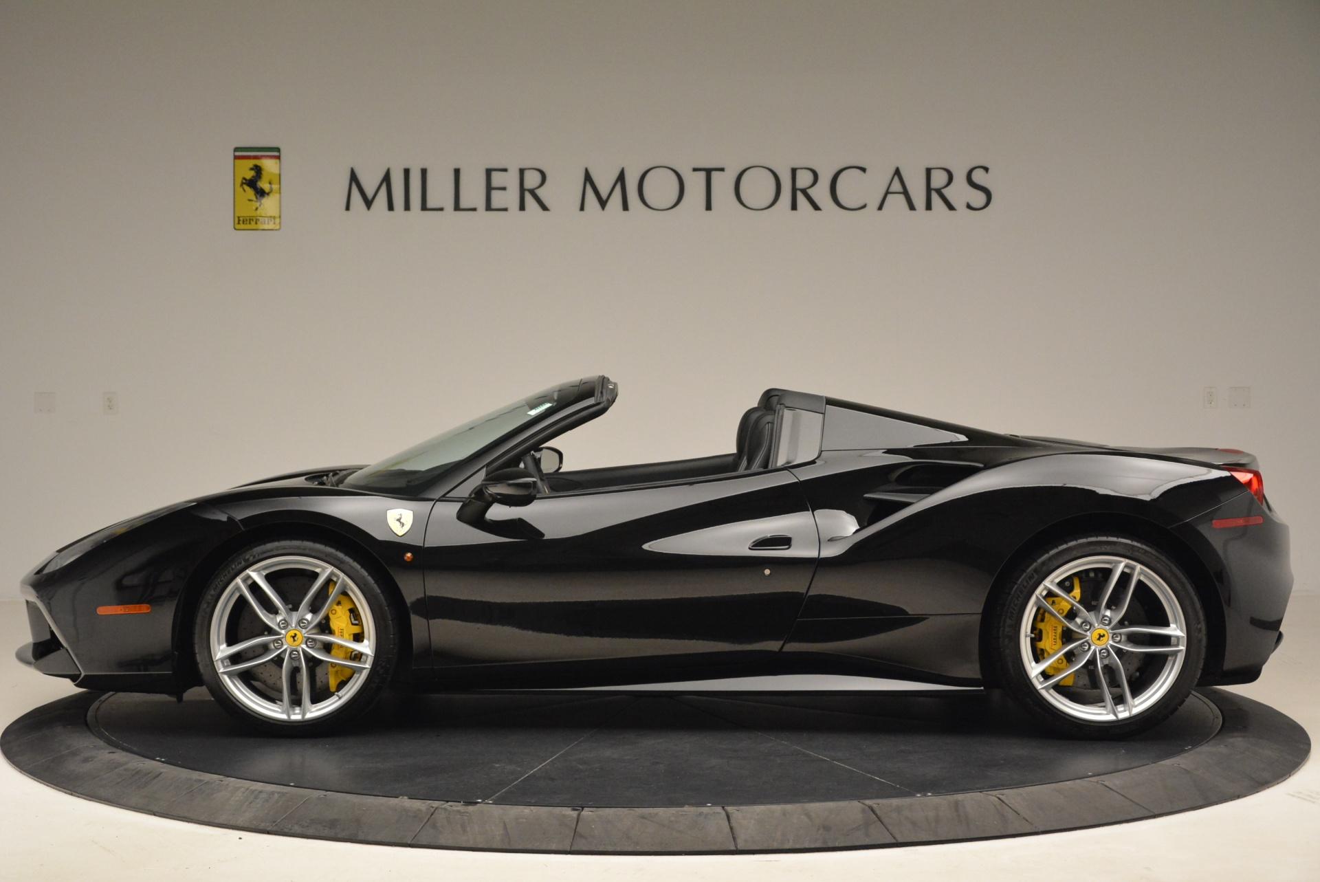Used 2016 Ferrari 488 Spider  For Sale In Greenwich, CT. Alfa Romeo of Greenwich, 4462 2078_p3