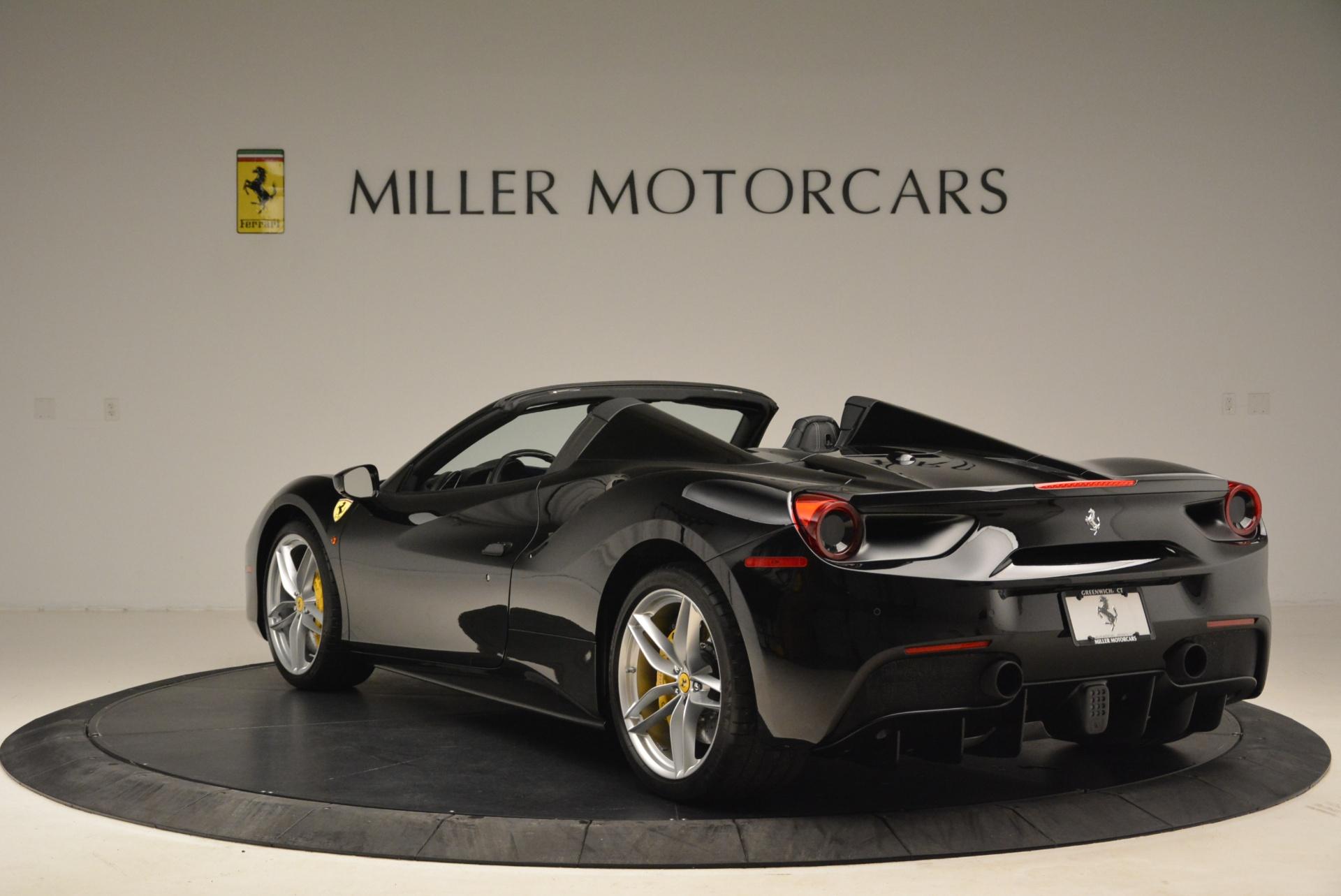 Used 2016 Ferrari 488 Spider  For Sale In Greenwich, CT. Alfa Romeo of Greenwich, 4462 2078_p5