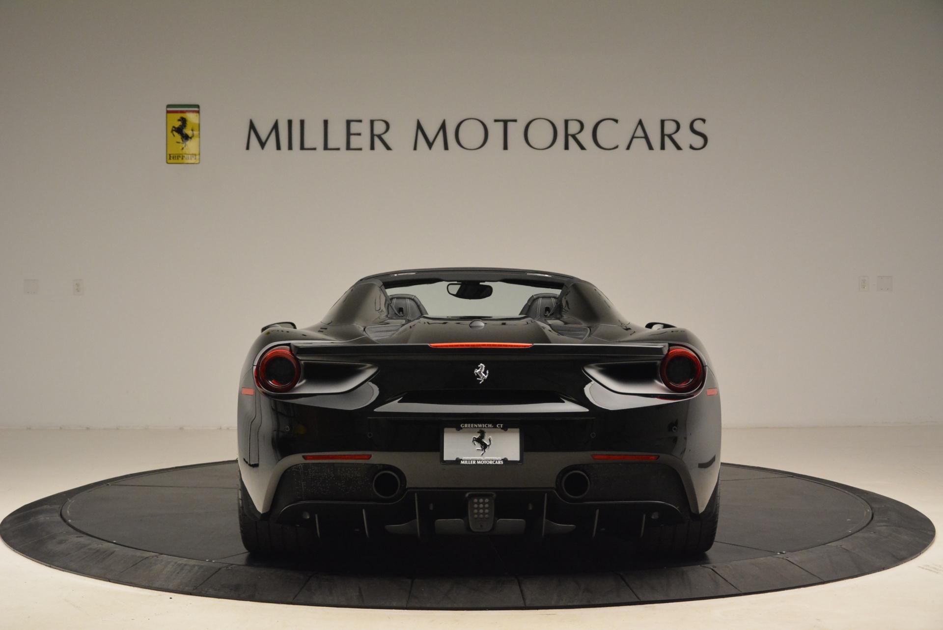 Used 2016 Ferrari 488 Spider  For Sale In Greenwich, CT. Alfa Romeo of Greenwich, 4462 2078_p6