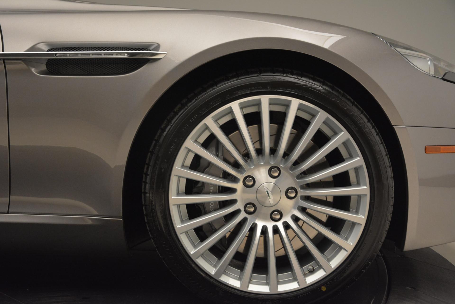 Used 2014 Aston Martin Rapide S  For Sale In Greenwich, CT. Alfa Romeo of Greenwich, A1277A 2079_p24