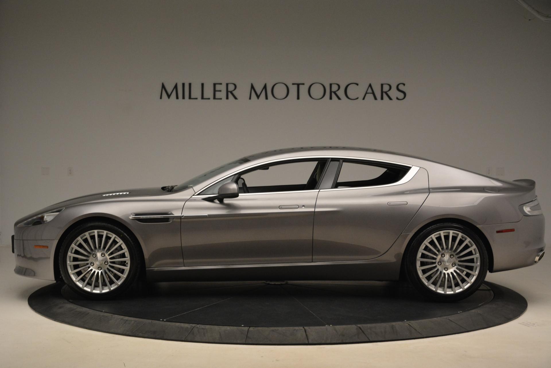 Used 2014 Aston Martin Rapide S  For Sale In Greenwich, CT. Alfa Romeo of Greenwich, A1277A 2079_p3