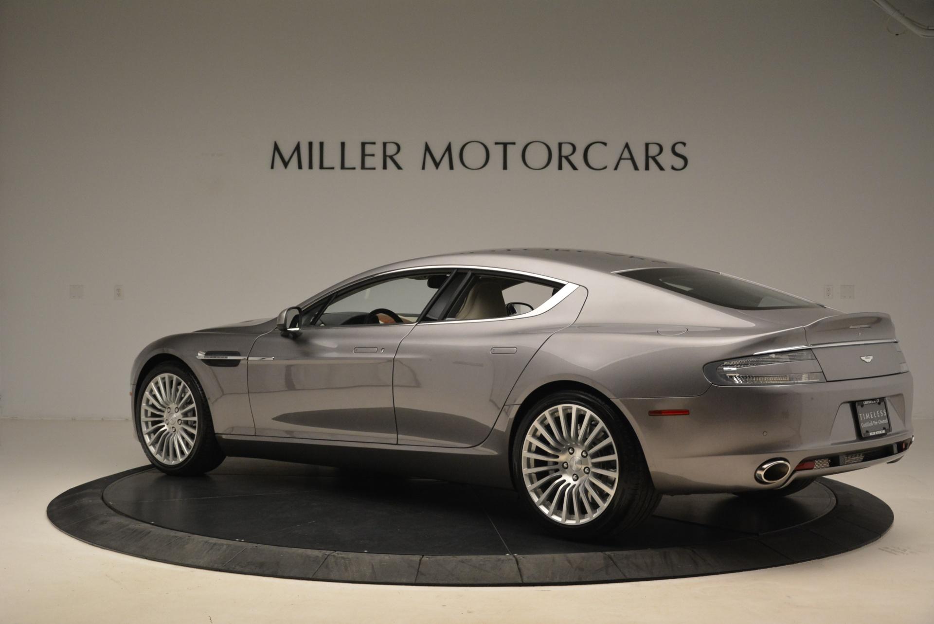 Used 2014 Aston Martin Rapide S  For Sale In Greenwich, CT. Alfa Romeo of Greenwich, A1277A 2079_p4