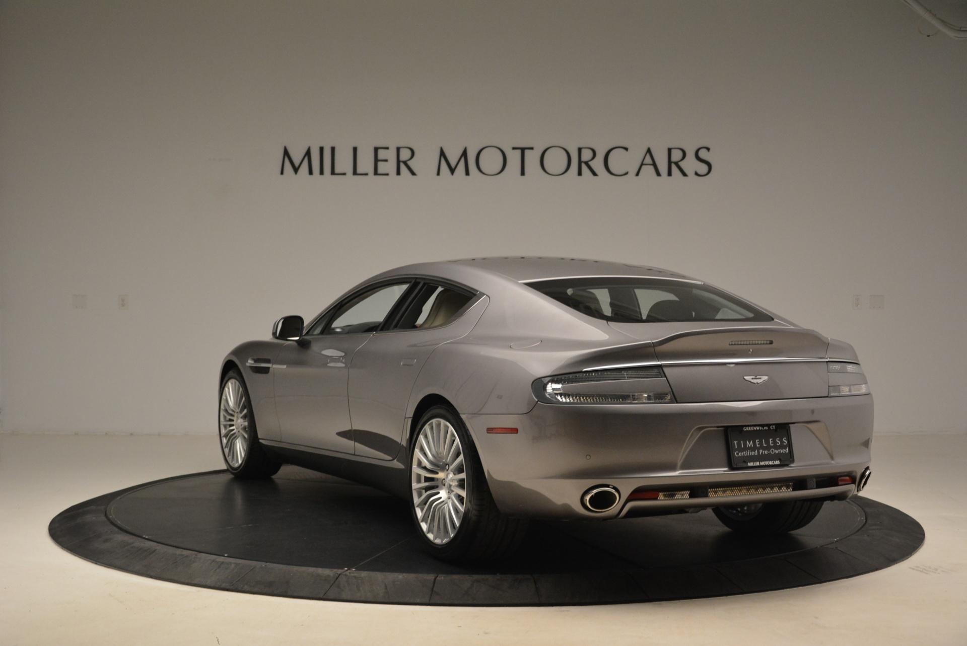 Used 2014 Aston Martin Rapide S  For Sale In Greenwich, CT. Alfa Romeo of Greenwich, A1277A 2079_p5