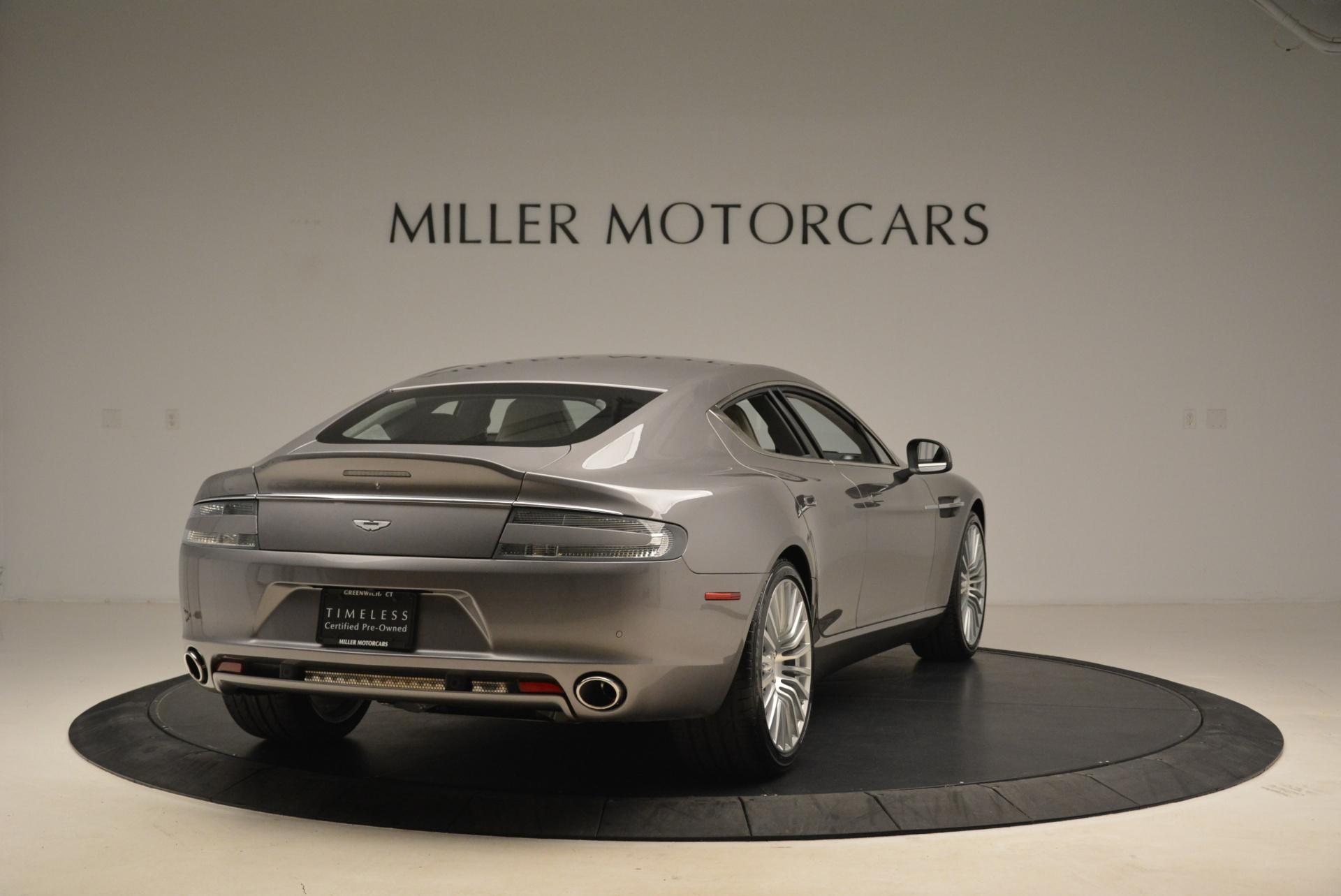 Used 2014 Aston Martin Rapide S  For Sale In Greenwich, CT. Alfa Romeo of Greenwich, A1277A 2079_p7