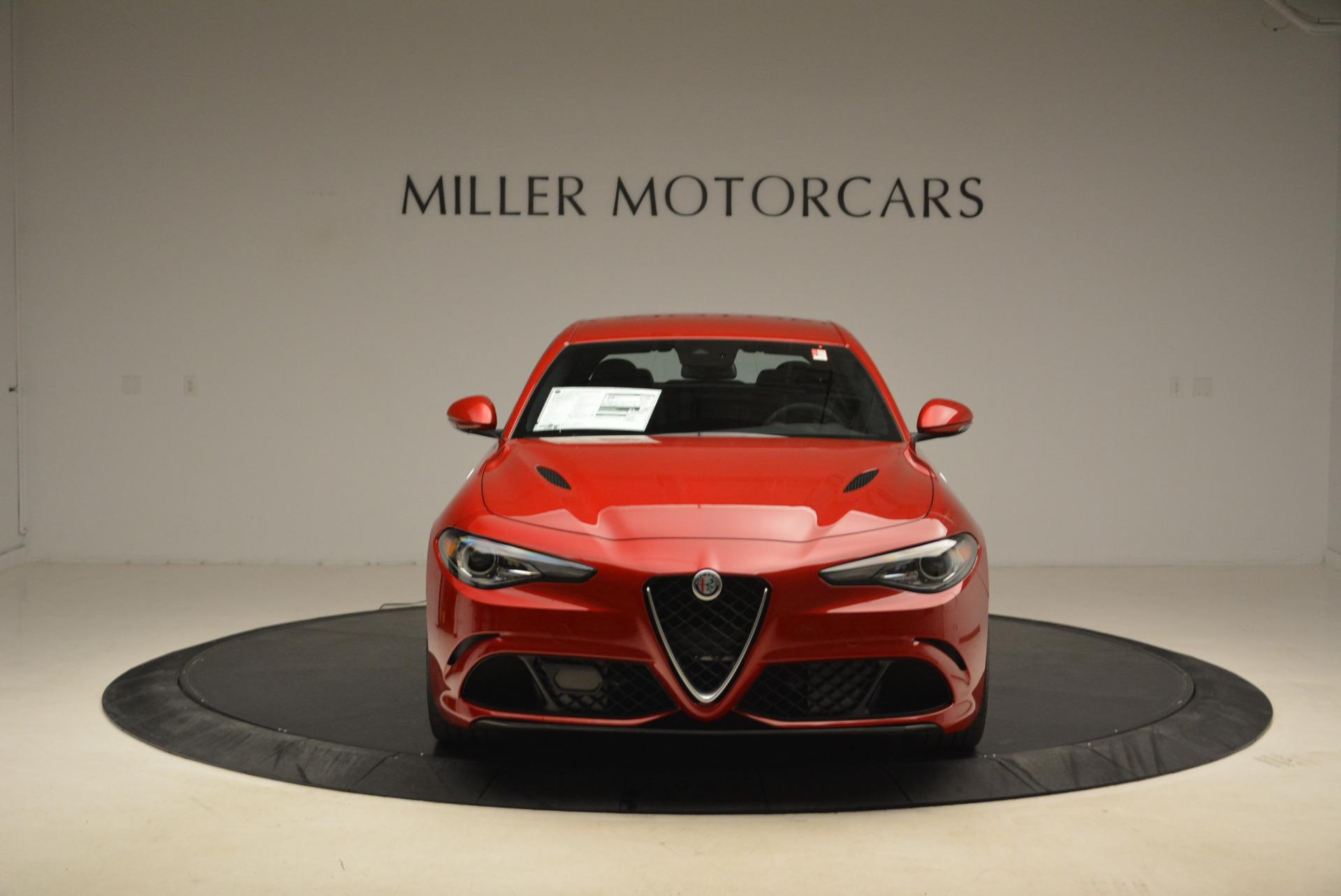 New 2018 Alfa Romeo Giulia Quadrifoglio For Sale In Greenwich, CT. Alfa Romeo of Greenwich, LW138 2081_p12