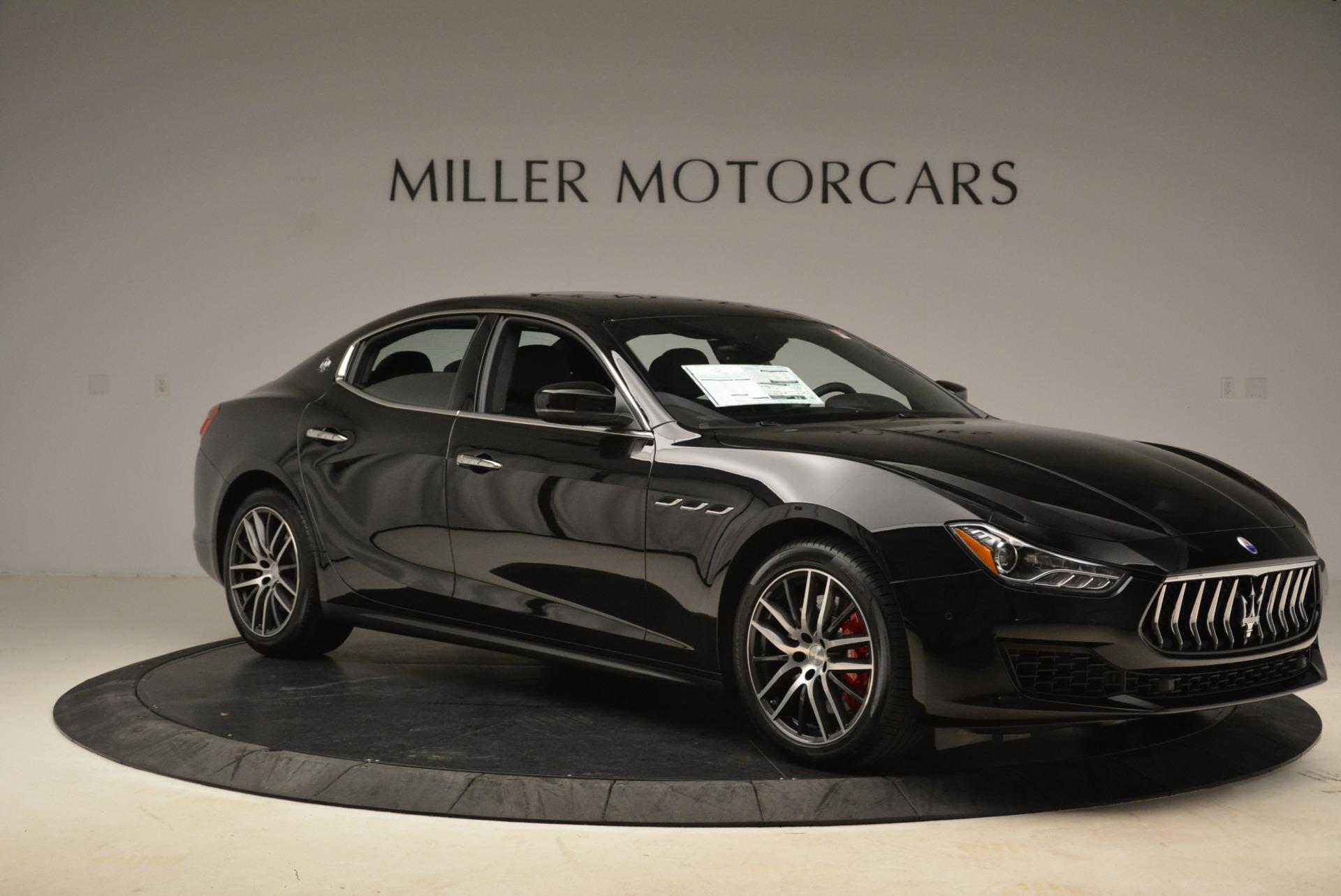 New 2018 Maserati Ghibli S Q4 For Sale In Greenwich, CT. Alfa Romeo of Greenwich, M2057 2082_p12