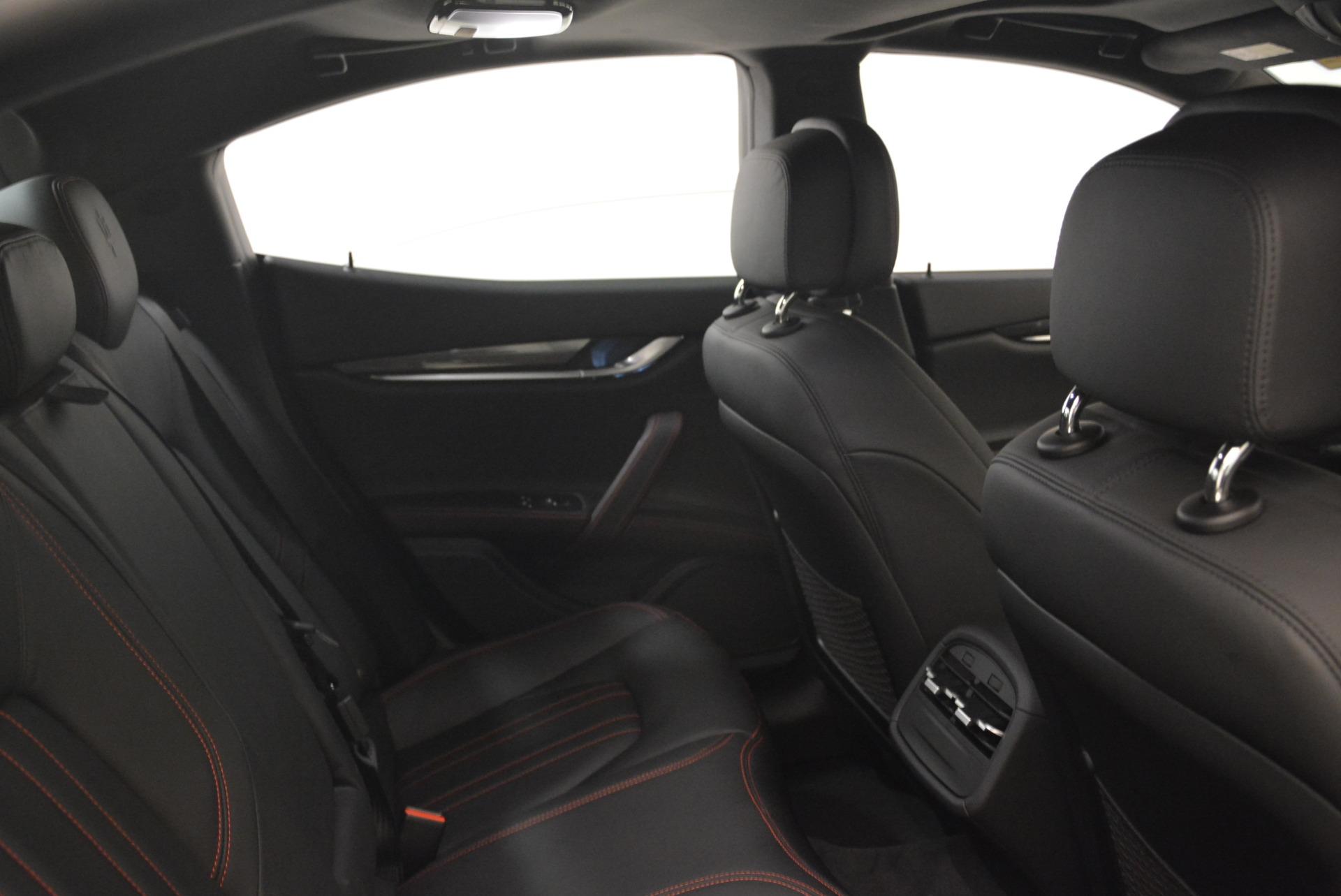 New 2018 Maserati Ghibli S Q4 For Sale In Greenwich, CT. Alfa Romeo of Greenwich, M2057 2082_p26