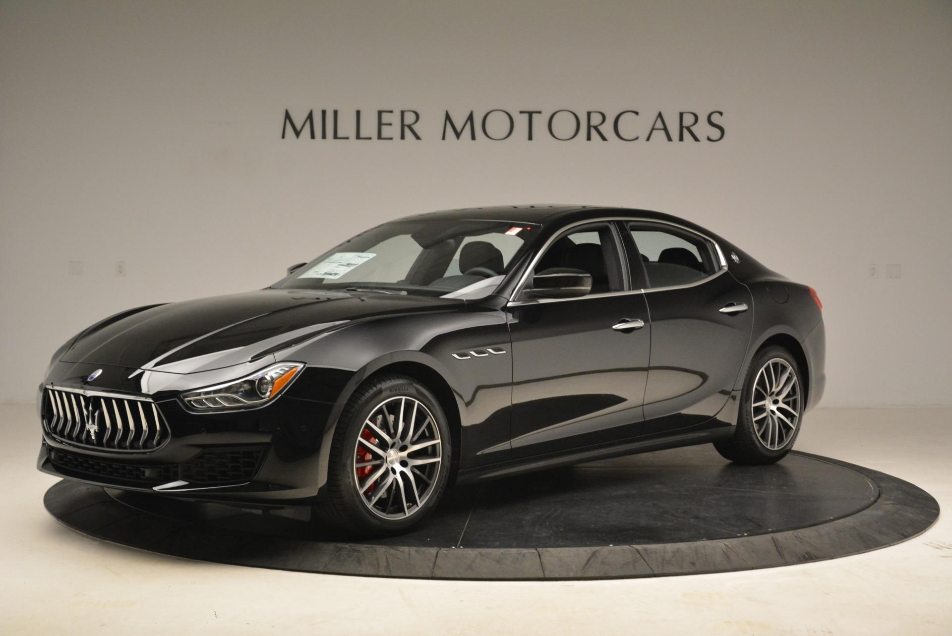 New 2018 Maserati Ghibli S Q4 For Sale In Greenwich, CT. Alfa Romeo of Greenwich, M2057 2082_p2
