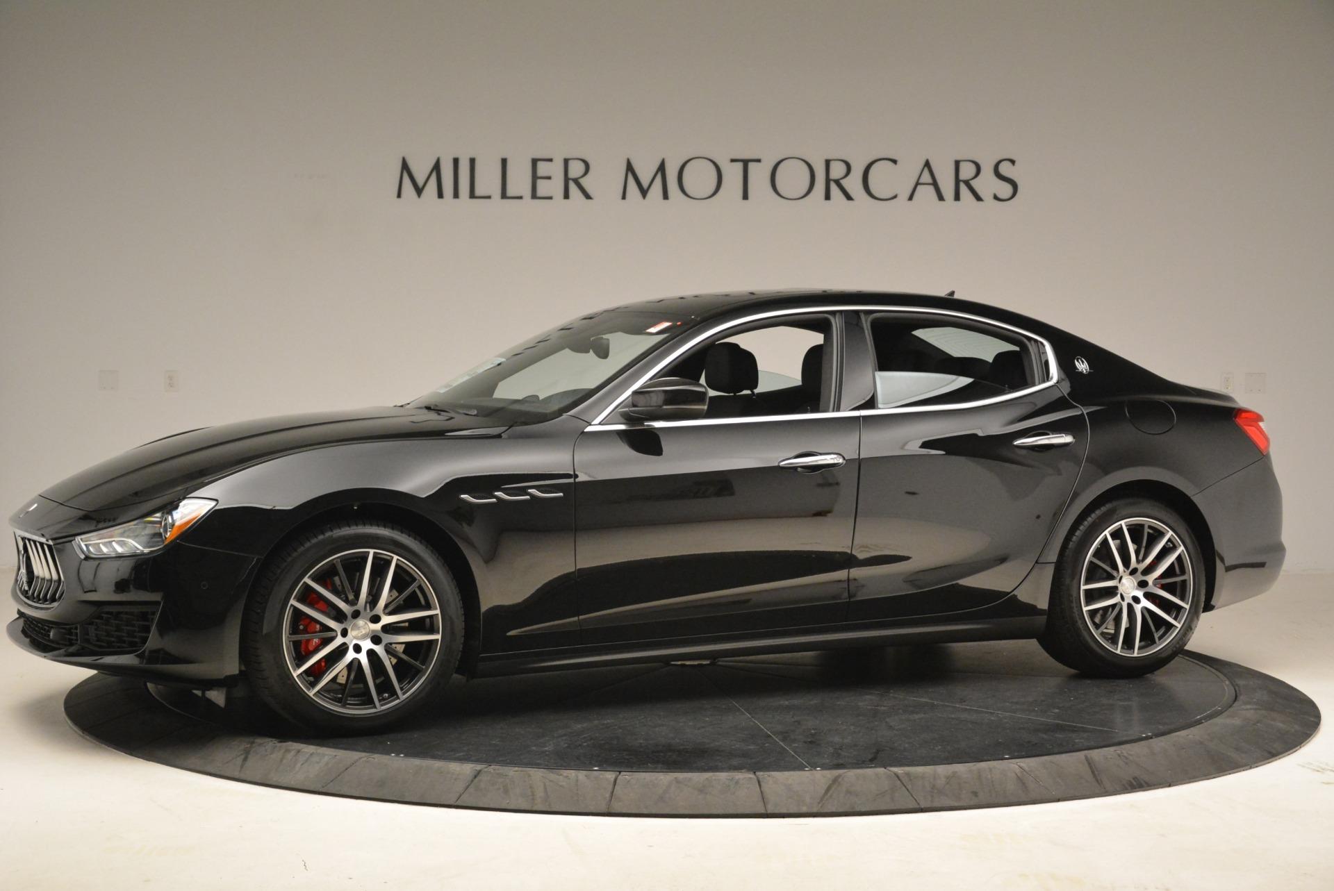New 2018 Maserati Ghibli S Q4 For Sale In Greenwich, CT. Alfa Romeo of Greenwich, M2057 2082_p3