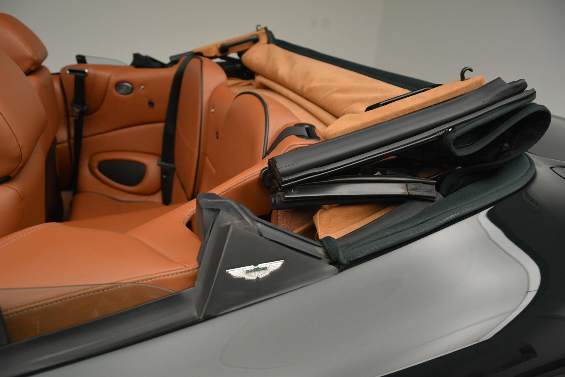 Used 2003 Aston Martin DB7 Vantage Volante For Sale In Greenwich, CT. Alfa Romeo of Greenwich, 7307 2084_p28