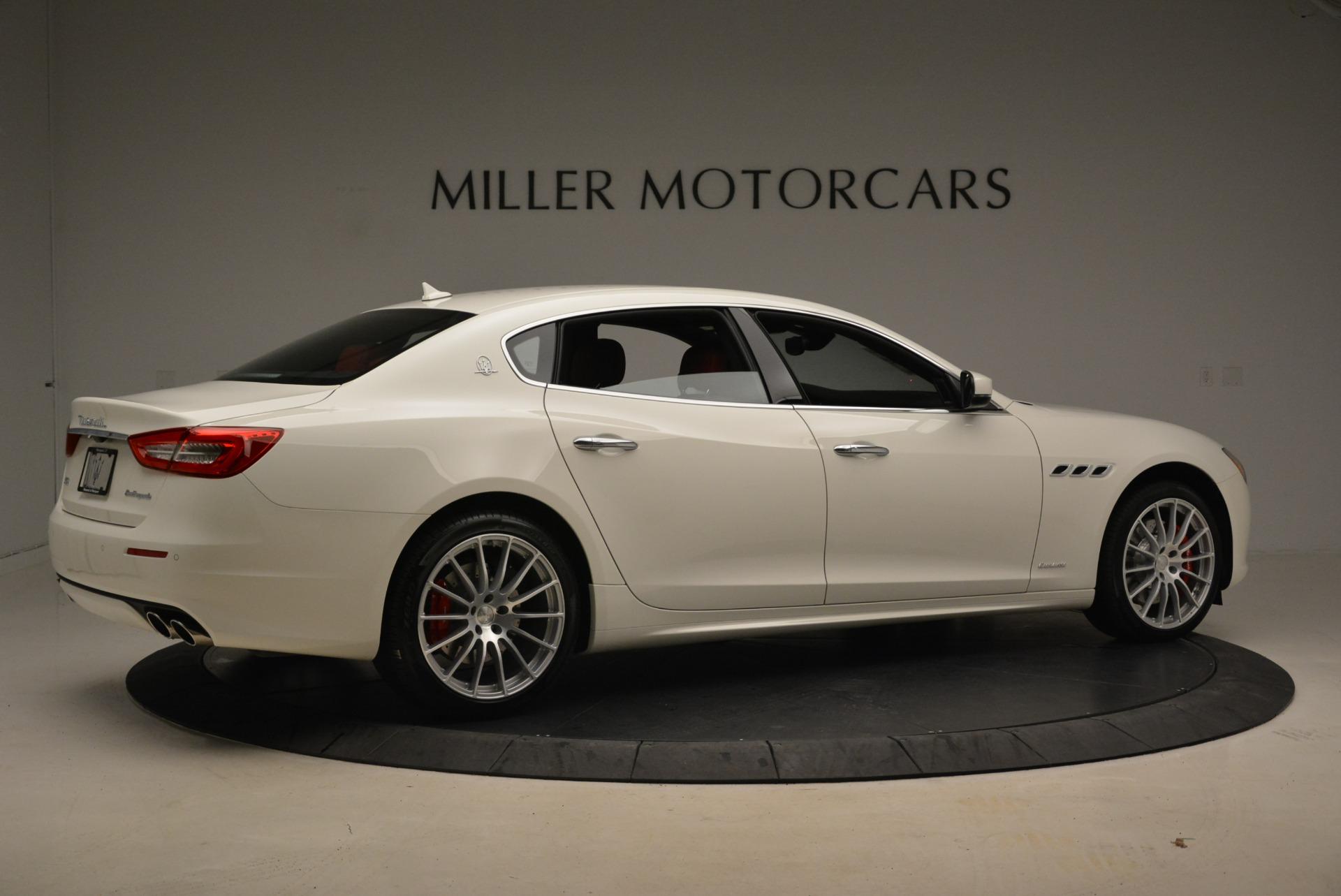 New 2018 Maserati Quattroporte S Q4 GranLusso For Sale In Greenwich, CT. Alfa Romeo of Greenwich, M2059 2085_p11