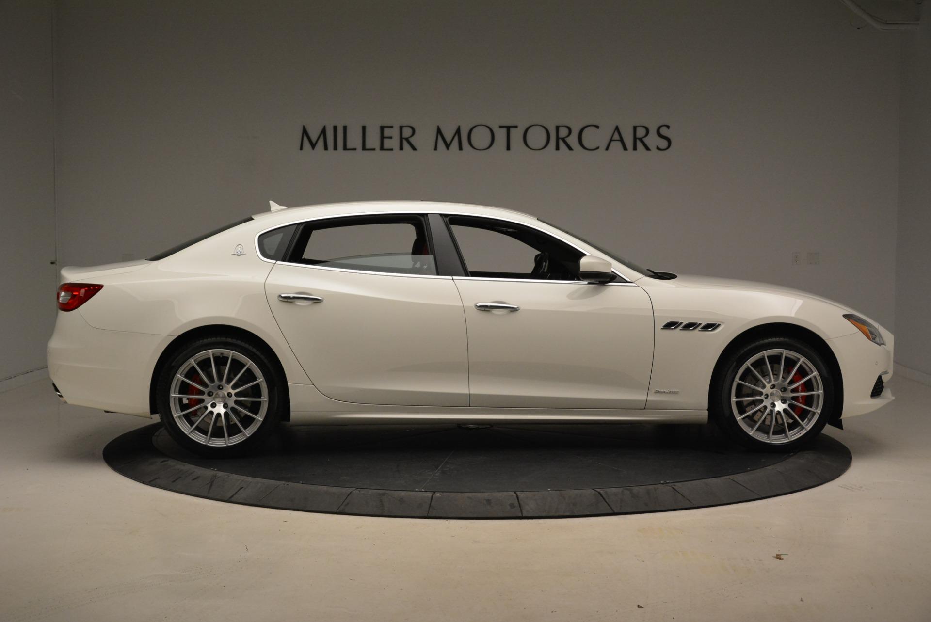New 2018 Maserati Quattroporte S Q4 GranLusso For Sale In Greenwich, CT. Alfa Romeo of Greenwich, M2059 2085_p12