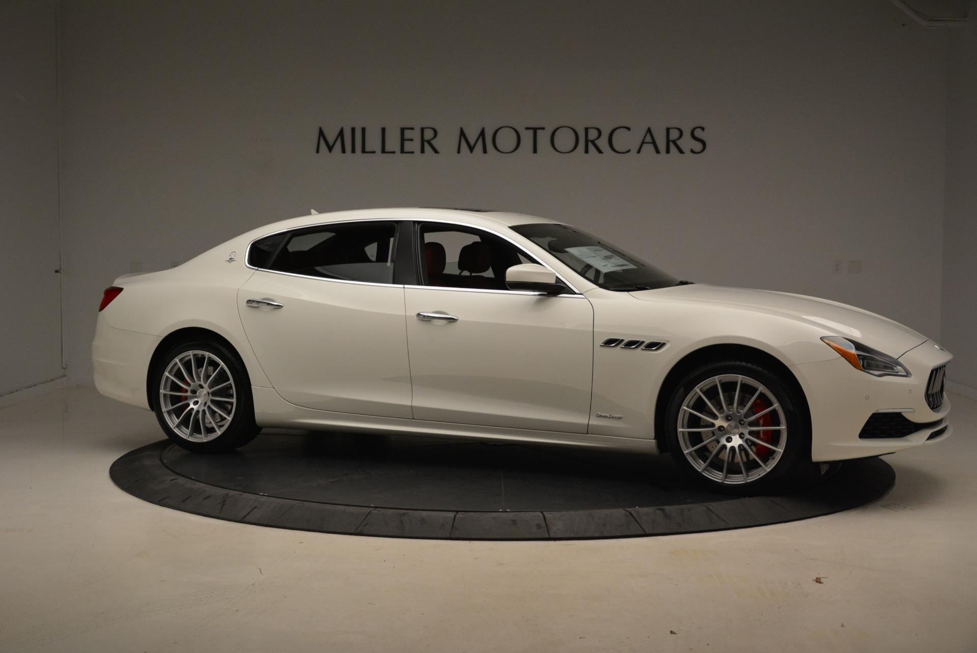 New 2018 Maserati Quattroporte S Q4 GranLusso For Sale In Greenwich, CT. Alfa Romeo of Greenwich, M2059 2085_p13