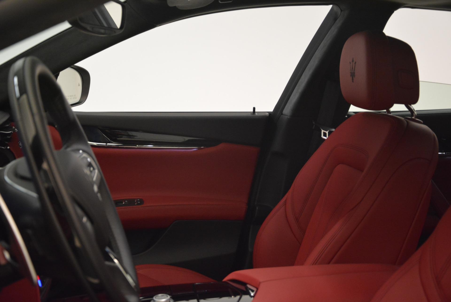 New 2018 Maserati Quattroporte S Q4 GranLusso For Sale In Greenwich, CT. Alfa Romeo of Greenwich, M2059 2085_p16
