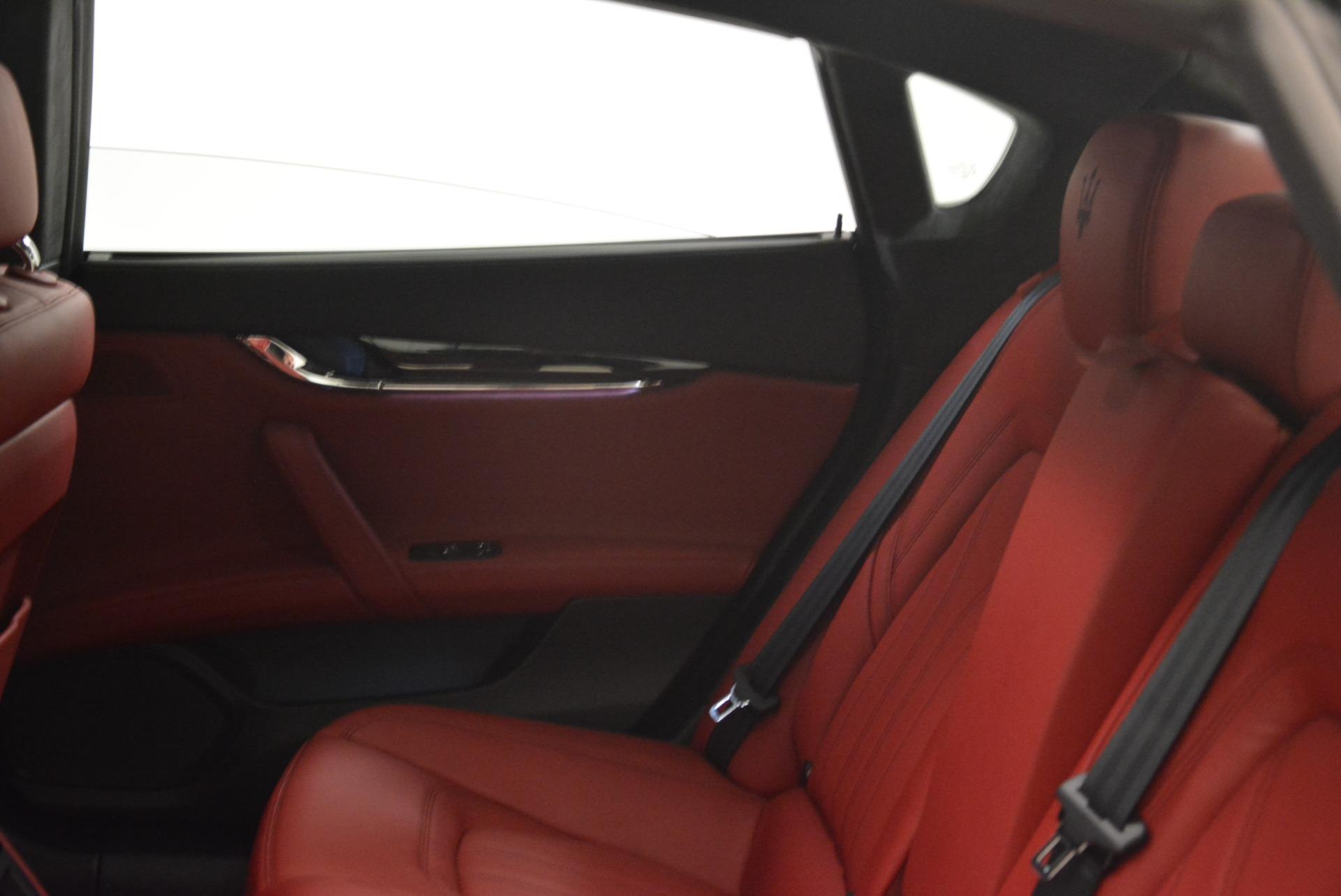 New 2018 Maserati Quattroporte S Q4 GranLusso For Sale In Greenwich, CT. Alfa Romeo of Greenwich, M2059 2085_p22