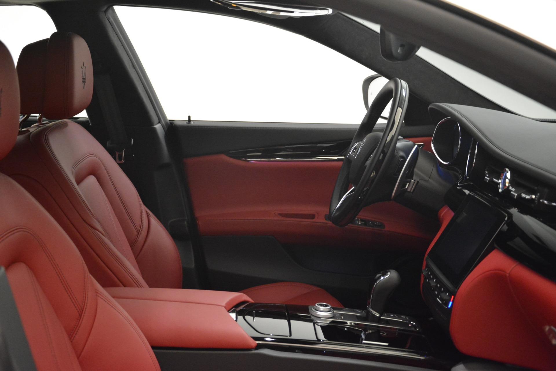 New 2018 Maserati Quattroporte S Q4 GranLusso For Sale In Greenwich, CT. Alfa Romeo of Greenwich, M2059 2085_p25