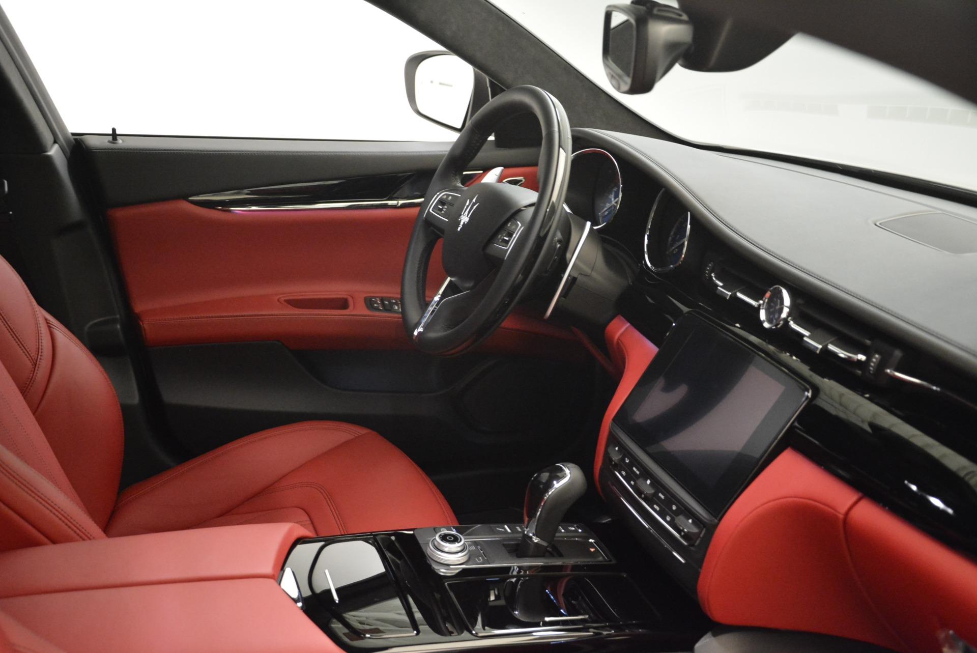 New 2018 Maserati Quattroporte S Q4 GranLusso For Sale In Greenwich, CT. Alfa Romeo of Greenwich, M2059 2085_p27