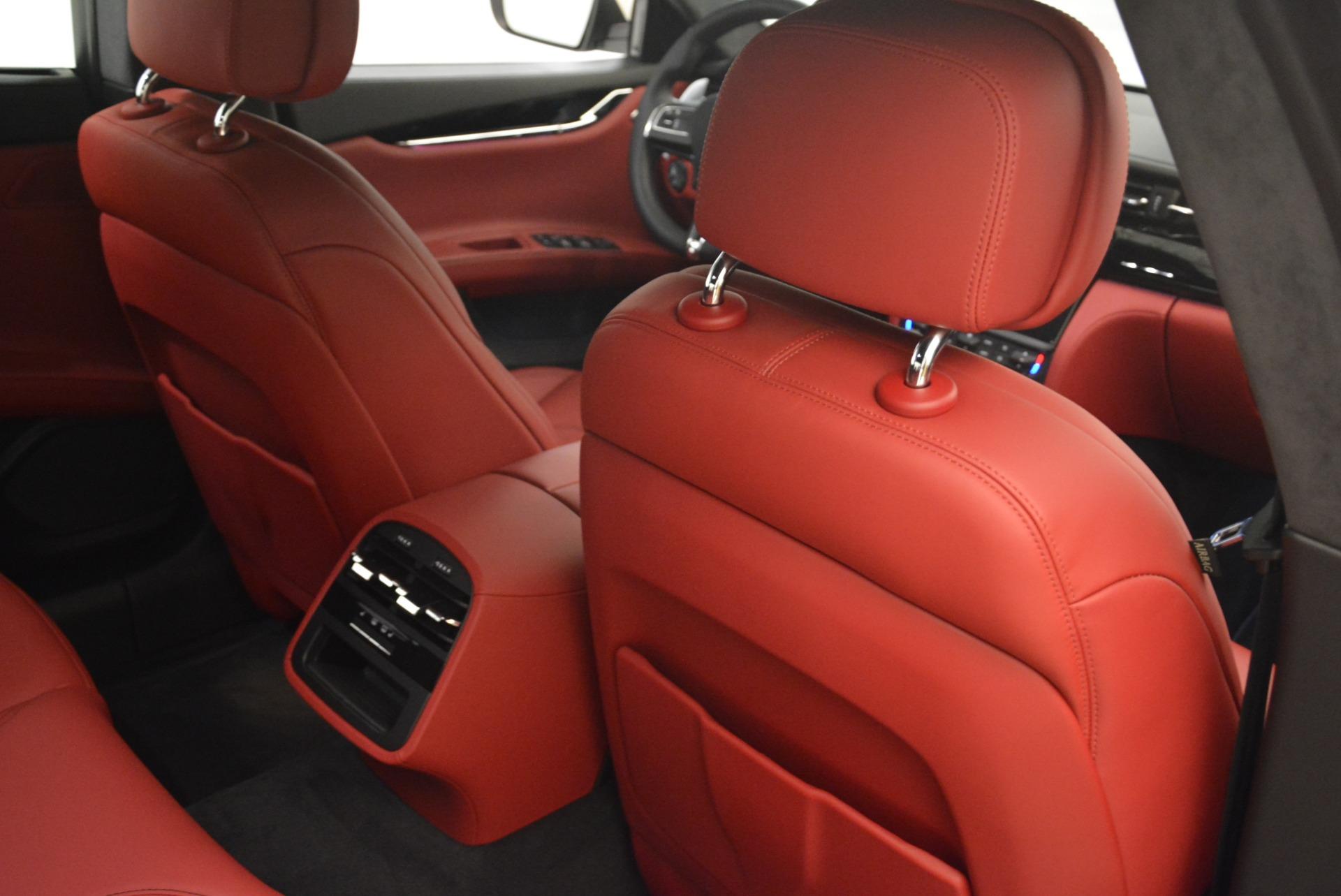 New 2018 Maserati Quattroporte S Q4 GranLusso For Sale In Greenwich, CT. Alfa Romeo of Greenwich, M2059 2085_p30