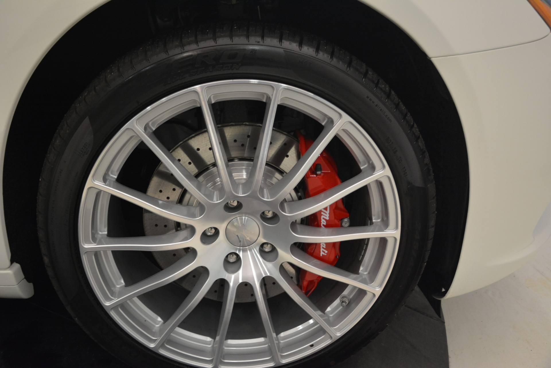 New 2018 Maserati Quattroporte S Q4 GranLusso For Sale In Greenwich, CT. Alfa Romeo of Greenwich, M2059 2085_p31