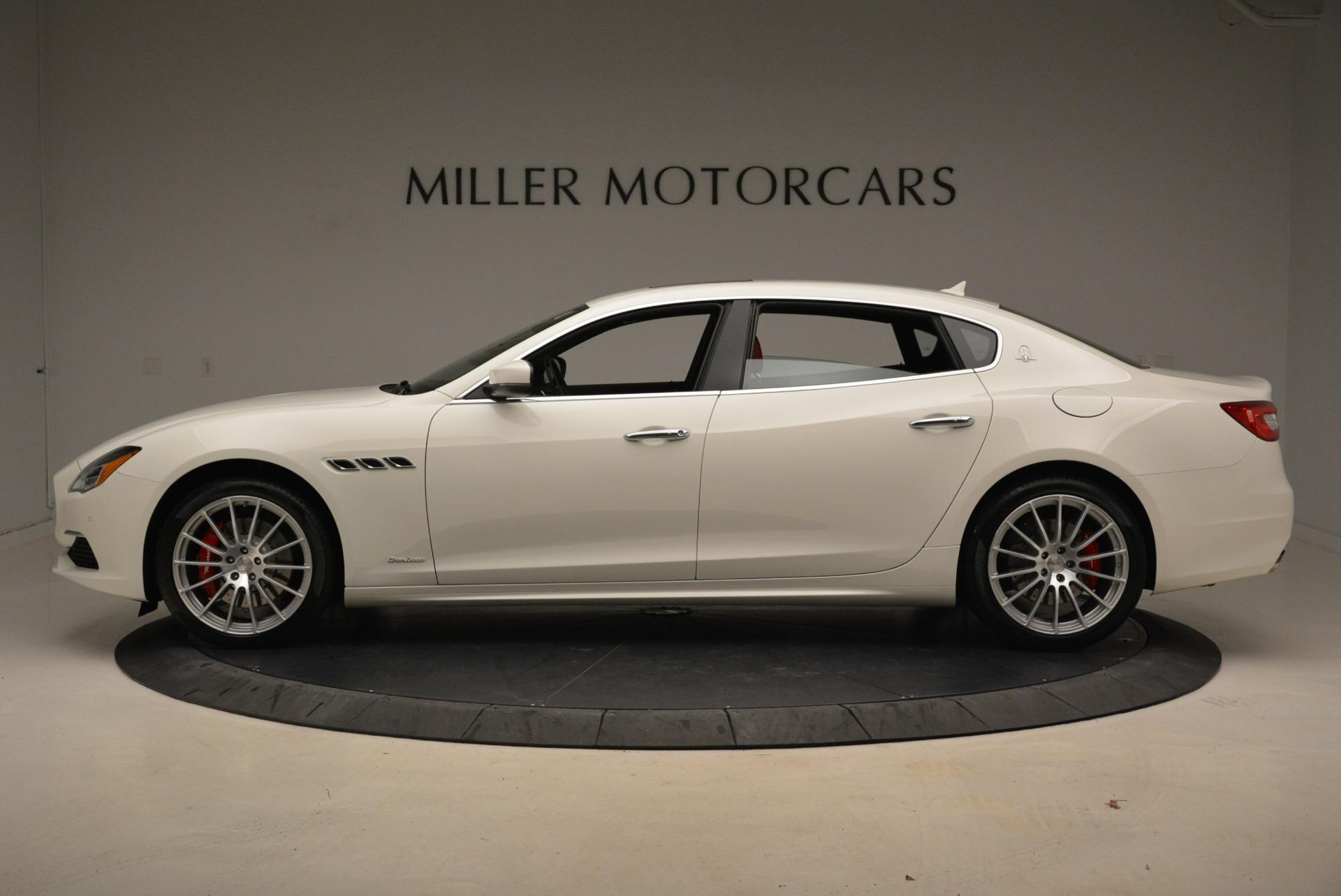 New 2018 Maserati Quattroporte S Q4 GranLusso For Sale In Greenwich, CT. Alfa Romeo of Greenwich, M2059 2085_p4