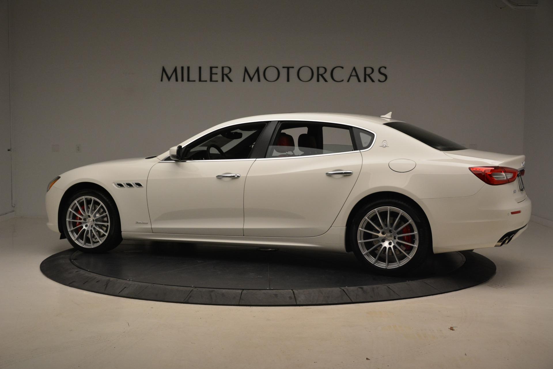New 2018 Maserati Quattroporte S Q4 GranLusso For Sale In Greenwich, CT. Alfa Romeo of Greenwich, M2059 2085_p5