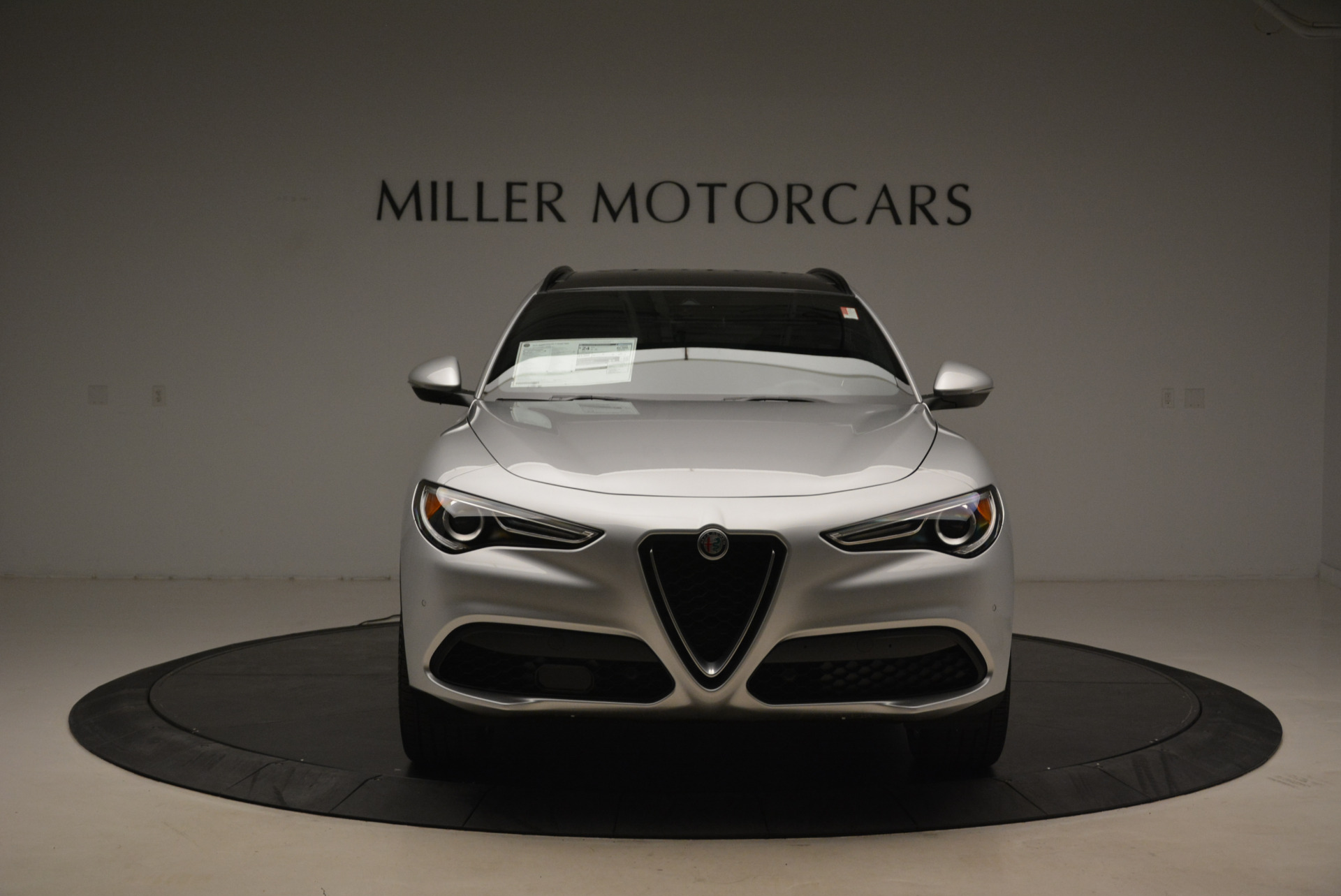 New 2018 Alfa Romeo Stelvio Ti Sport Q4 For Sale In Greenwich, CT. Alfa Romeo of Greenwich, L361 2086_p12