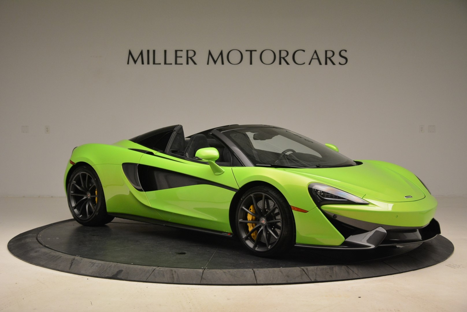 New 2018 McLaren 570S Spider For Sale In Greenwich, CT. Alfa Romeo of Greenwich, MC339 2087_p10