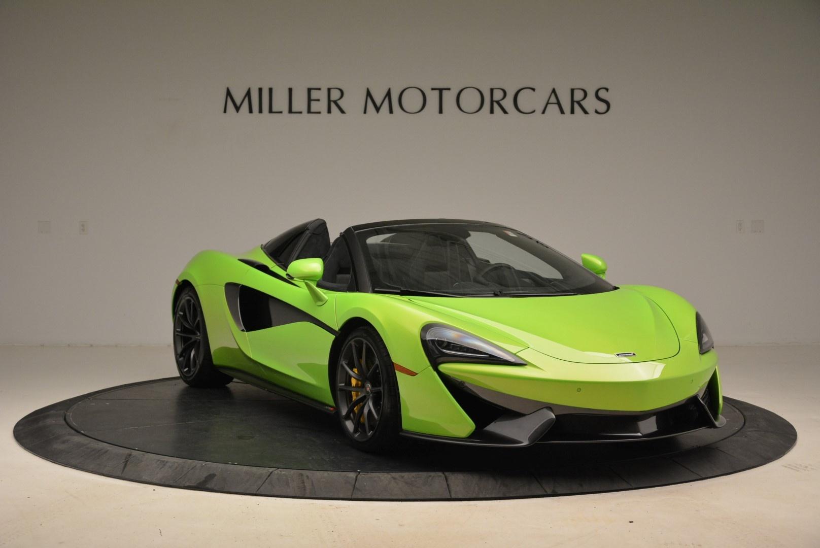 New 2018 McLaren 570S Spider For Sale In Greenwich, CT. Alfa Romeo of Greenwich, MC339 2087_p11
