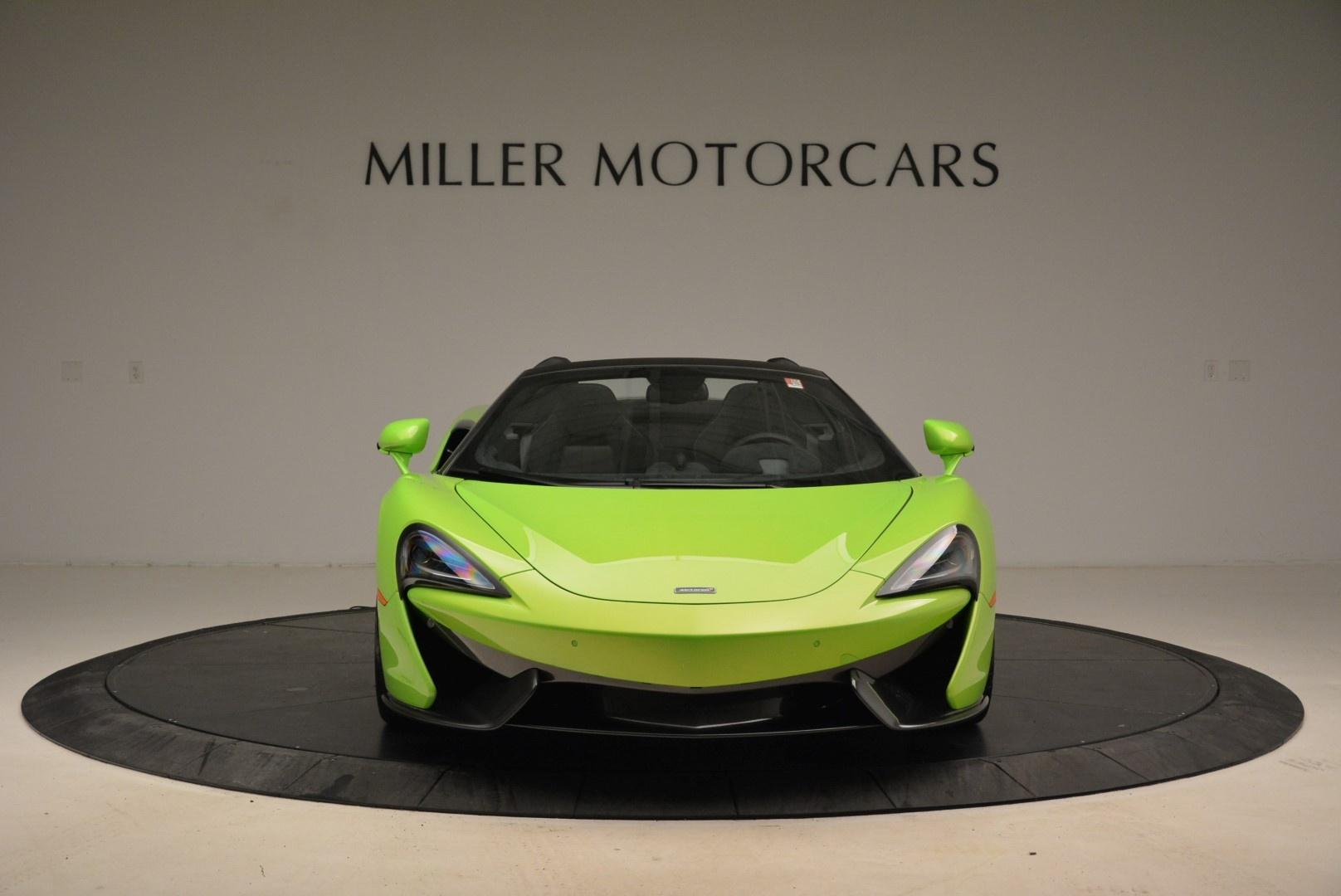 New 2018 McLaren 570S Spider For Sale In Greenwich, CT. Alfa Romeo of Greenwich, MC339 2087_p12