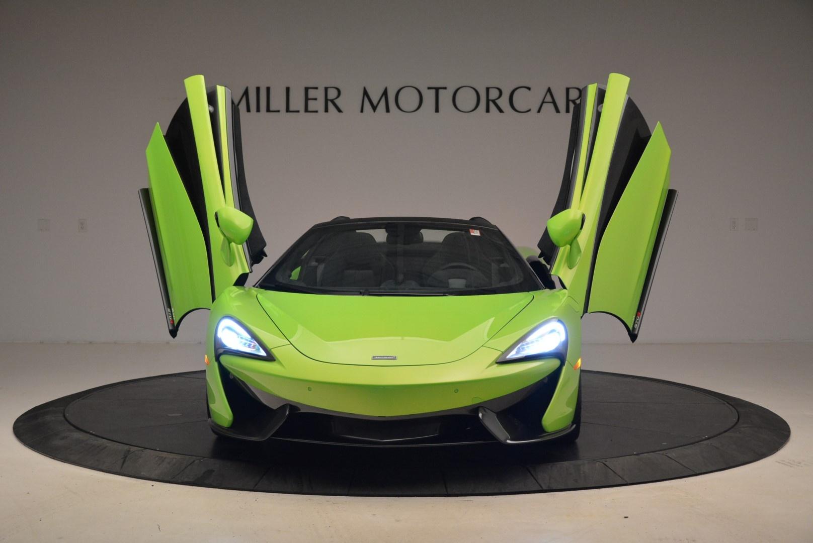 New 2018 McLaren 570S Spider For Sale In Greenwich, CT. Alfa Romeo of Greenwich, MC339 2087_p13