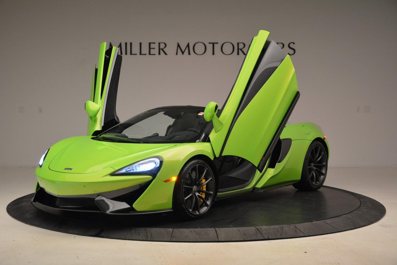 New 2018 McLaren 570S Spider For Sale In Greenwich, CT. Alfa Romeo of Greenwich, MC339 2087_p14