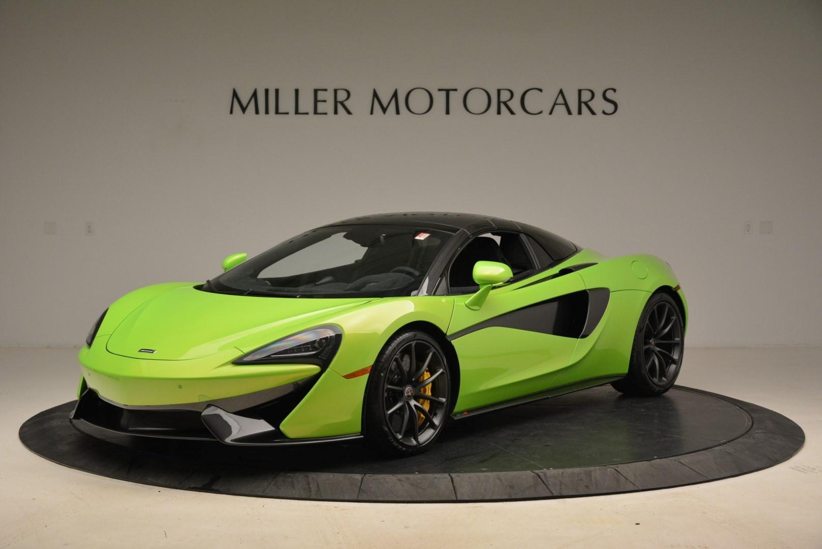New 2018 McLaren 570S Spider For Sale In Greenwich, CT. Alfa Romeo of Greenwich, MC339 2087_p15
