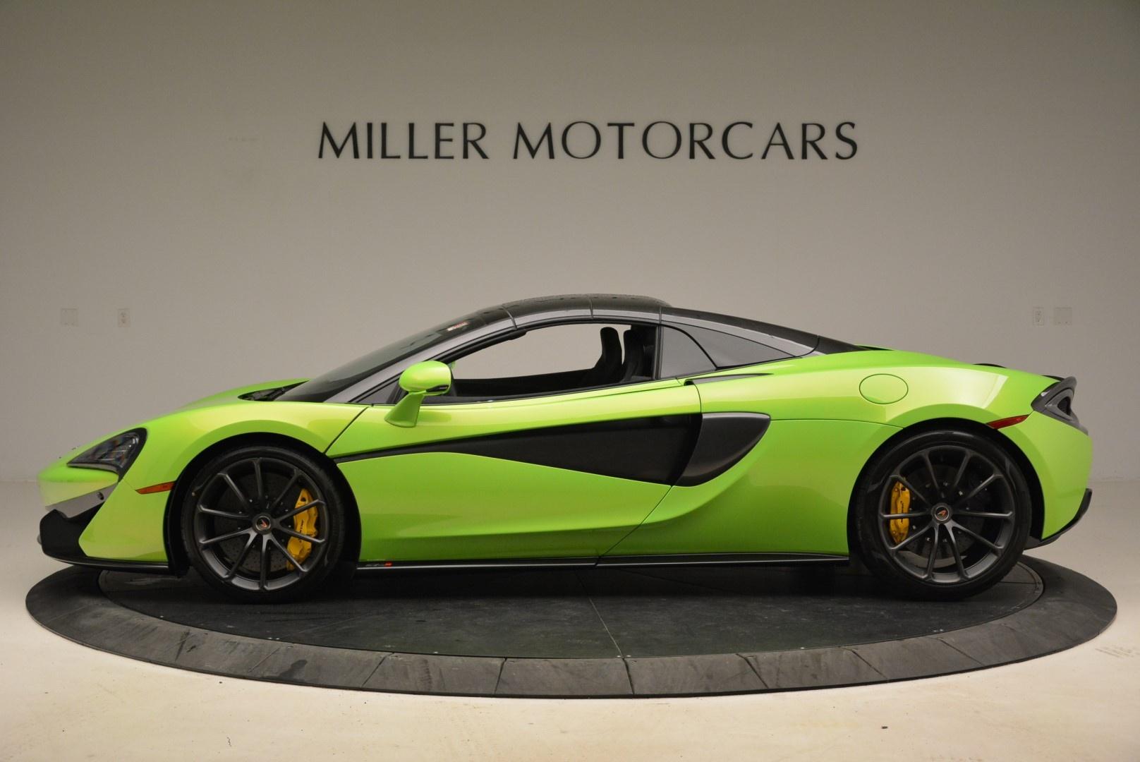 New 2018 McLaren 570S Spider For Sale In Greenwich, CT. Alfa Romeo of Greenwich, MC339 2087_p16