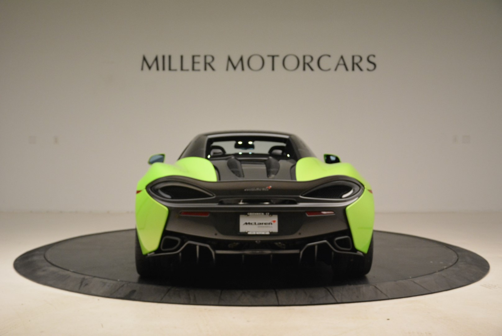 New 2018 McLaren 570S Spider For Sale In Greenwich, CT. Alfa Romeo of Greenwich, MC339 2087_p18