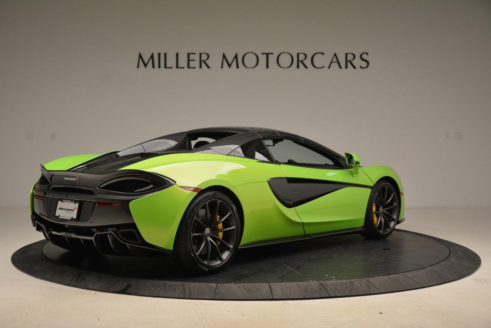 New 2018 McLaren 570S Spider For Sale In Greenwich, CT. Alfa Romeo of Greenwich, MC339 2087_p19